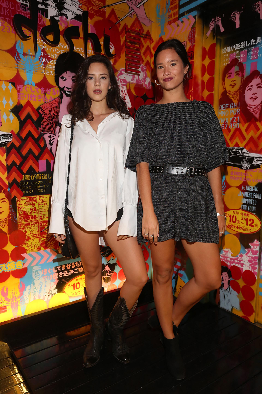 Delfina Chaves y Manuela Viale