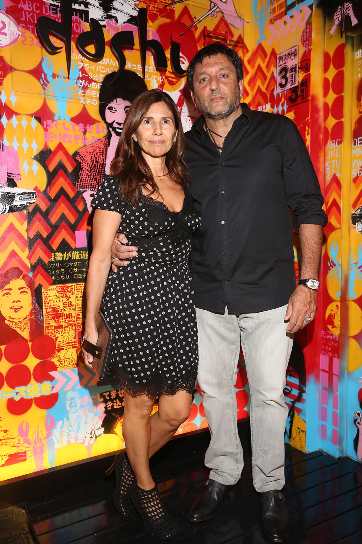 Gabriel Hochbaum y su mujer Calu