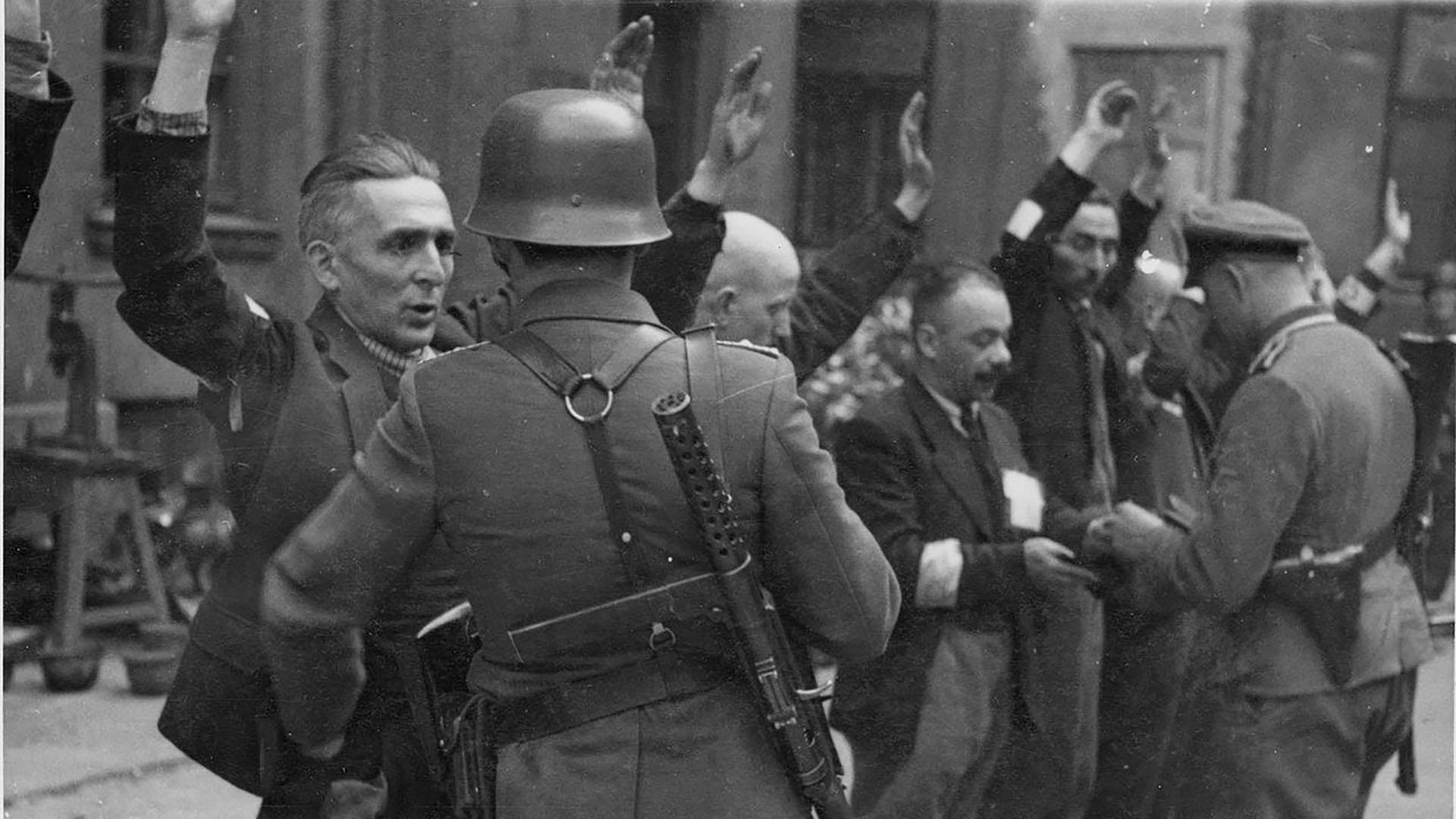 El gueto de Varsovia fue implantado en el centro de la capital polaca entre octubre y noviembre de 1940