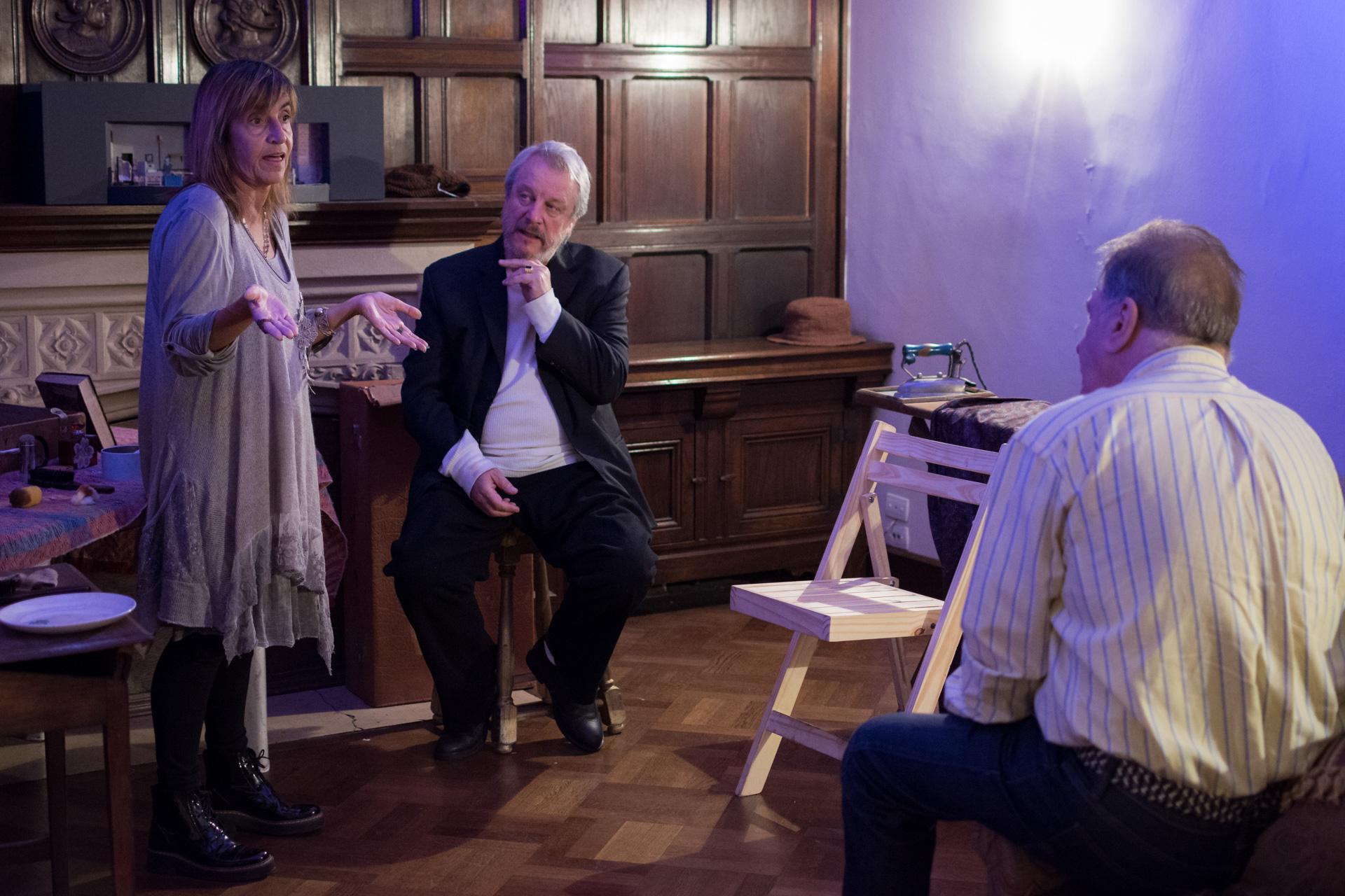 """TeatroEnInfobae: """"El Vestidor"""", crónica de la construcción de una ..."""