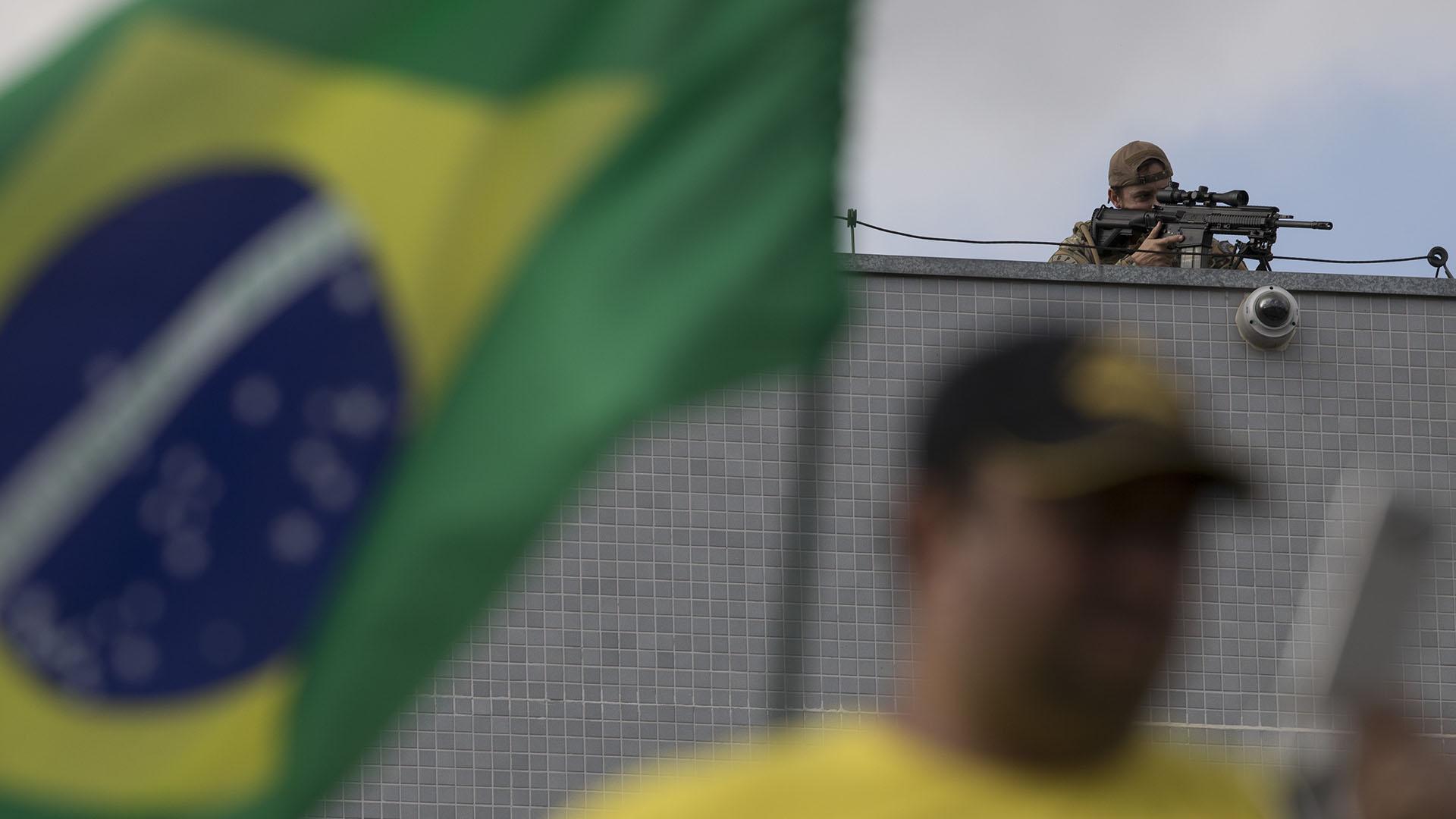 Curitiba. (AP Photo/Leo Correa)
