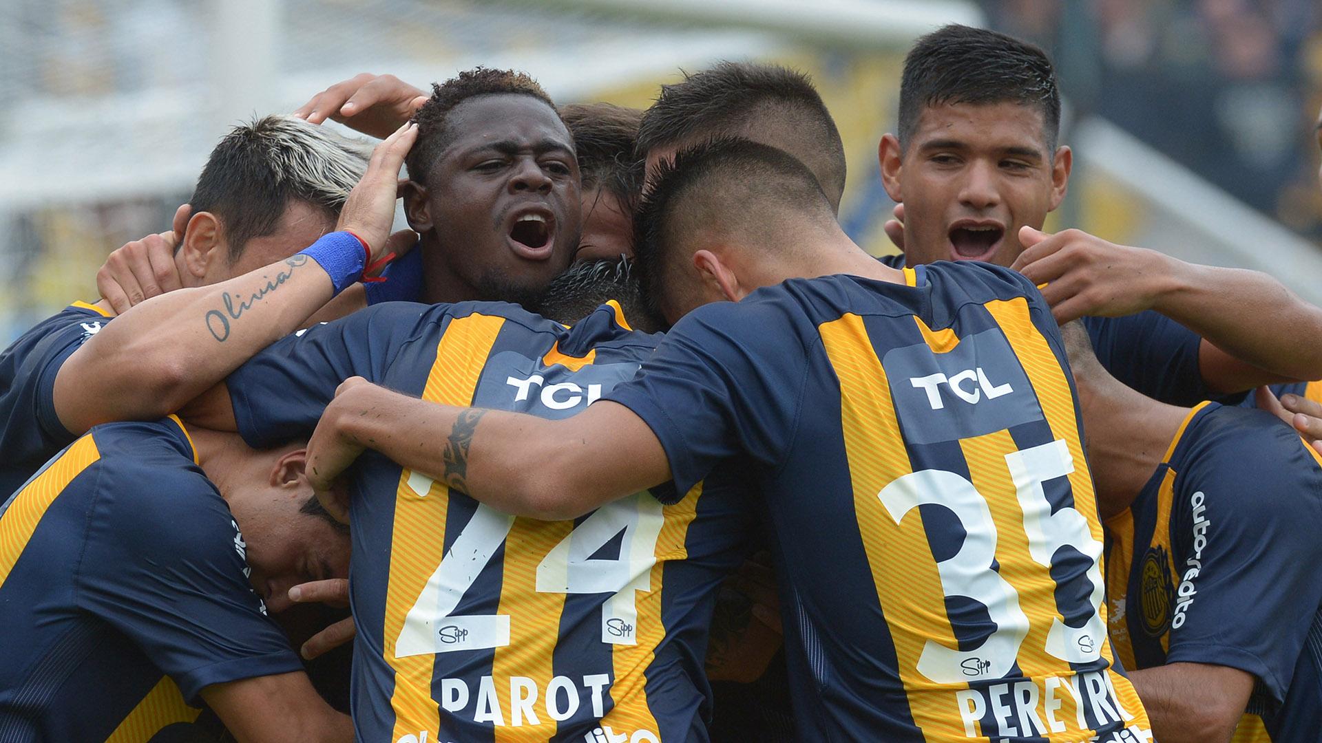 Central acumula cuatro derrotas consecutivas y quiere terminar la Superliga con una sonrisa (Foto: Télam)
