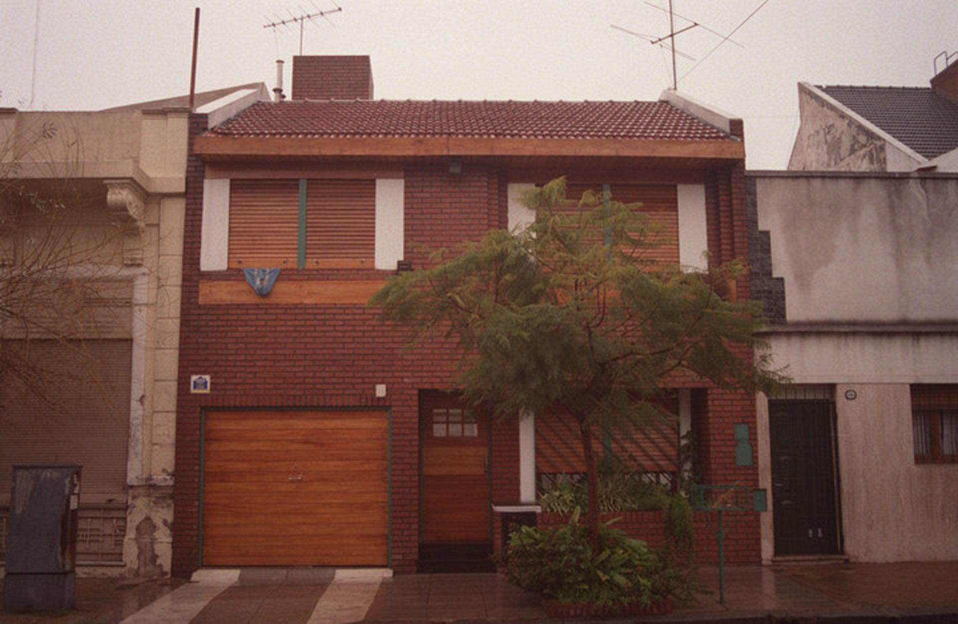 La casa de la familia Bagnato