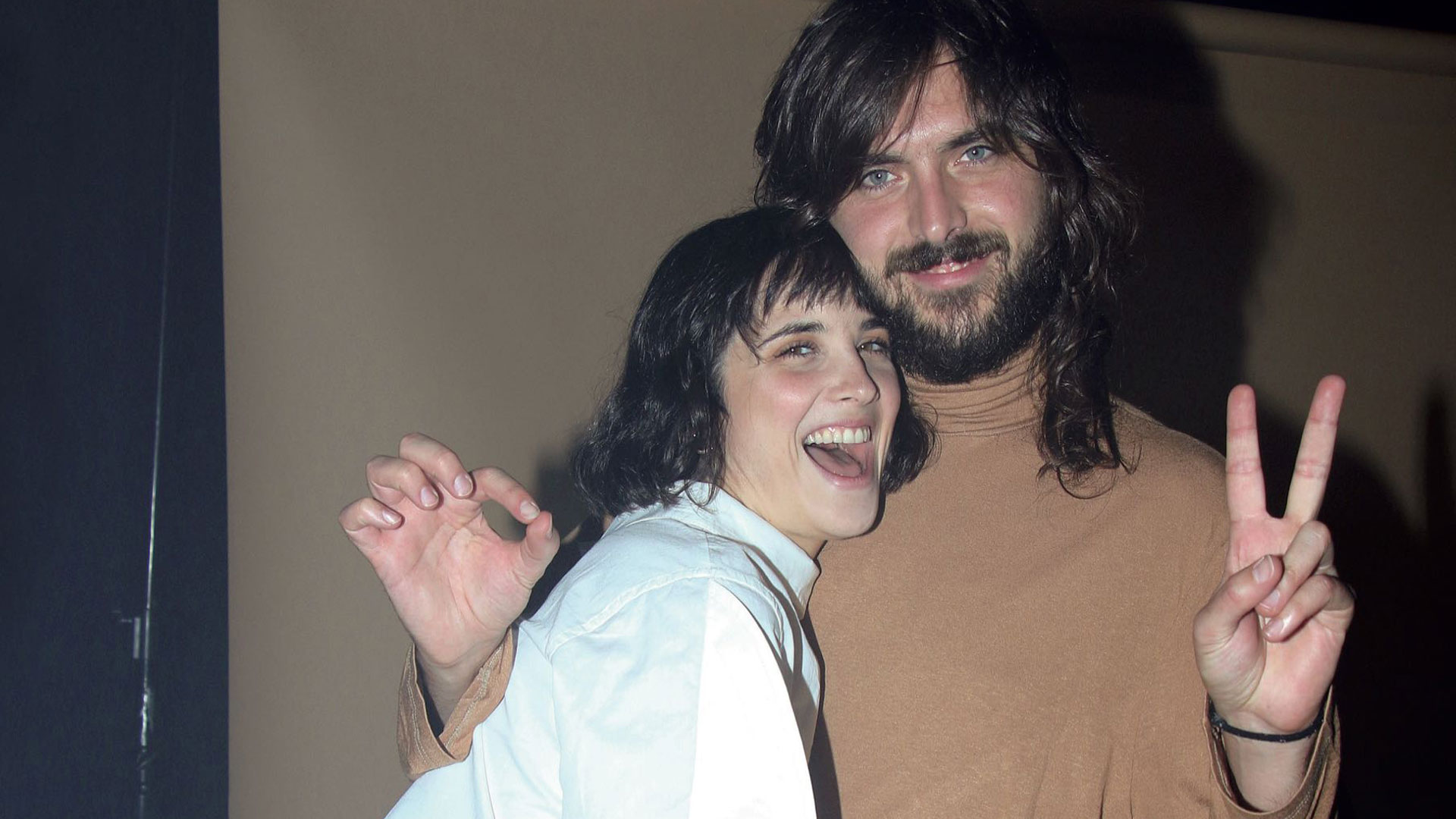 Flor Torrente y Joaquín Vitola (Foto Movilpress)