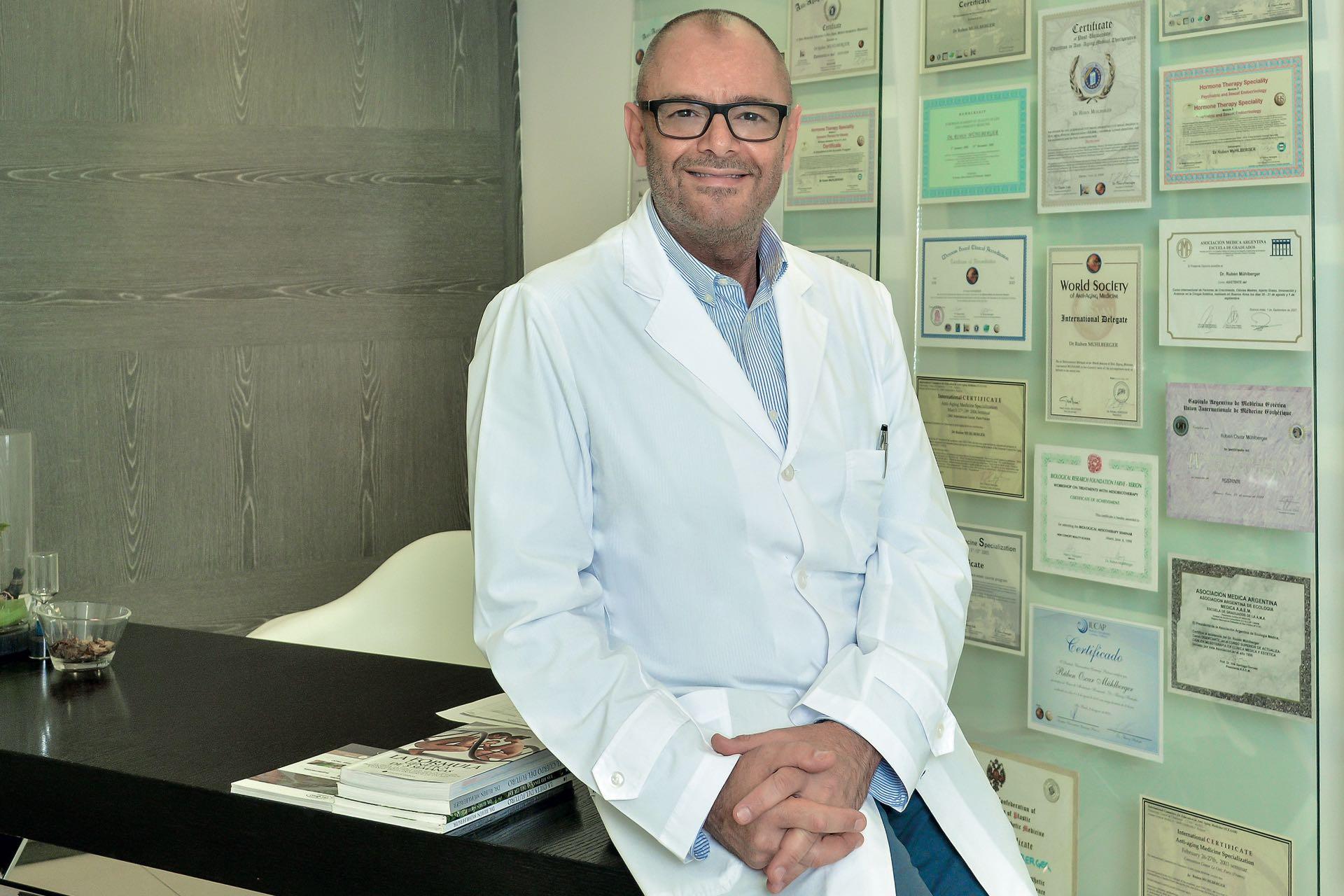 # PARA TI - DIETA METABOLICA - estar mejor - Dr. Mulhberger - 20180413