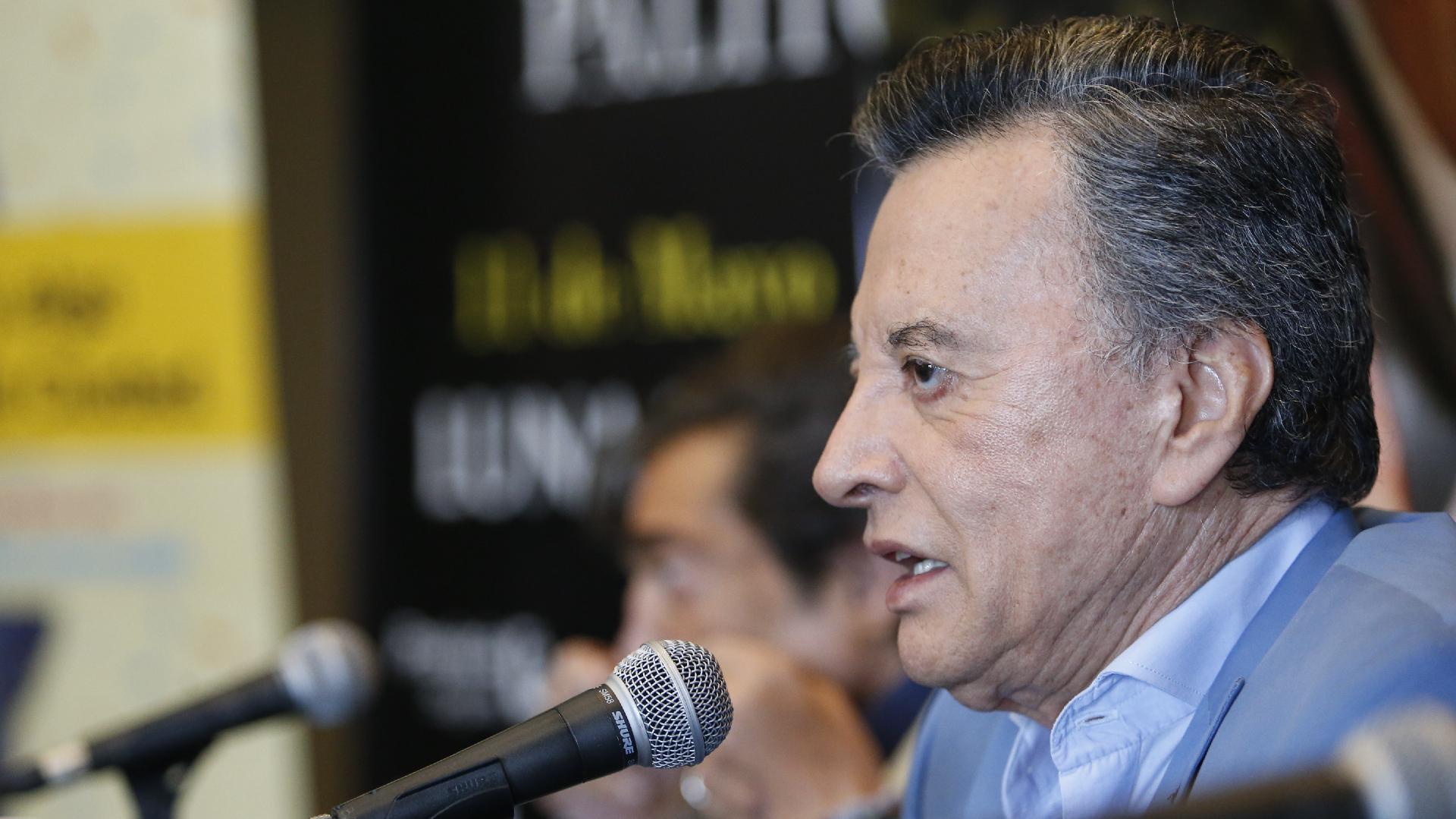 """Ramón """"Palito"""" Ortega"""