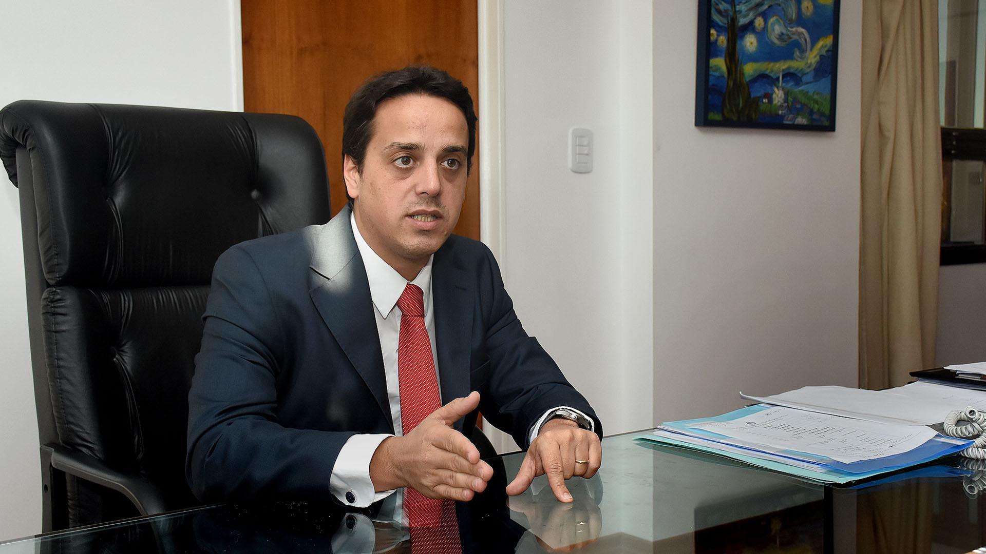 Juan Tomás Rodríguez Ponte, Director Ejecutivo del organismo