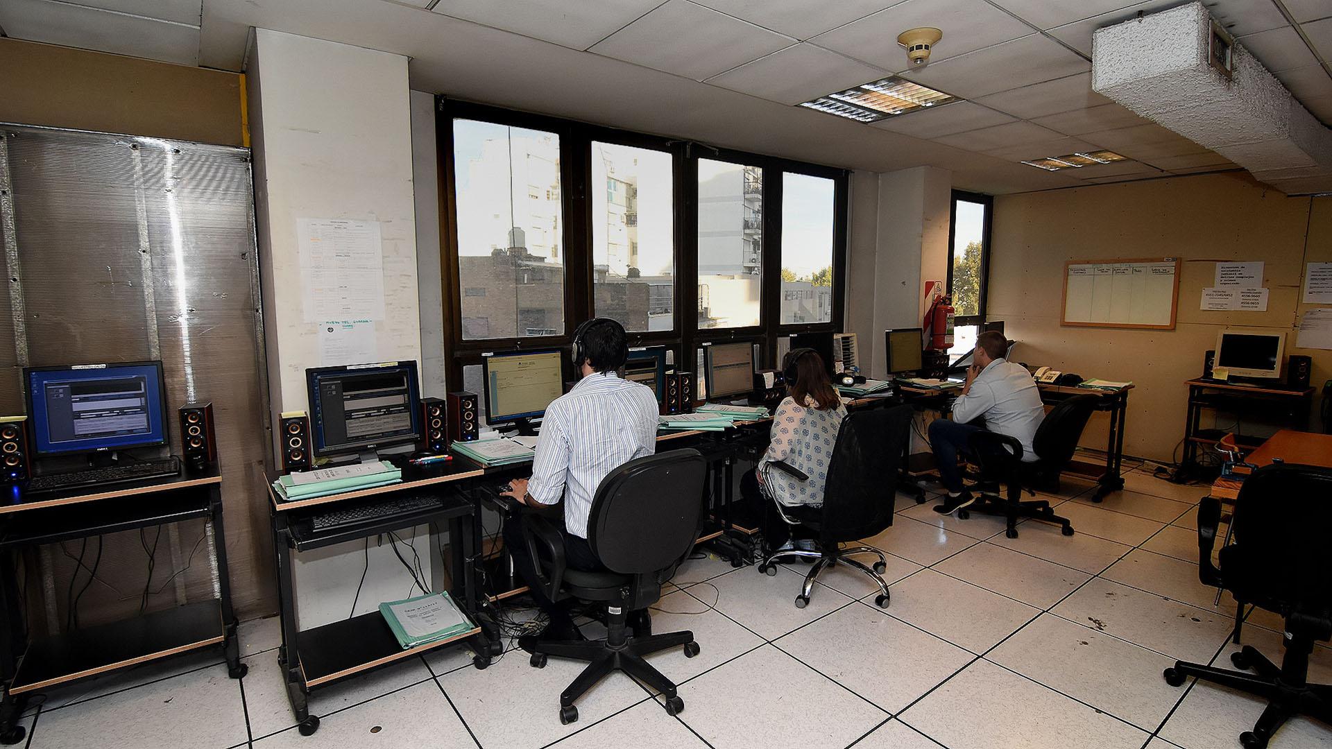 El proceso de captación de las comunicaciones es realizado con altos estándares de calidad