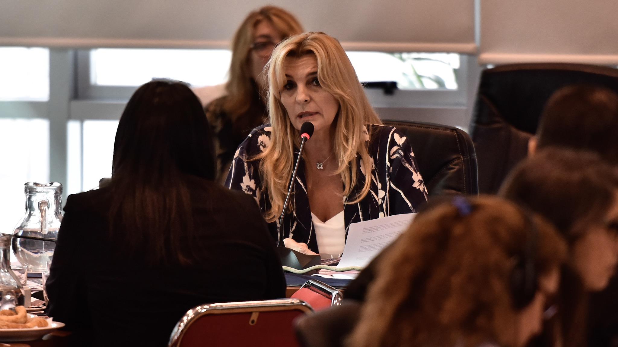 Sandra Vázquez, ginecóloga, directora de la Fundación para la Salud Adolescente