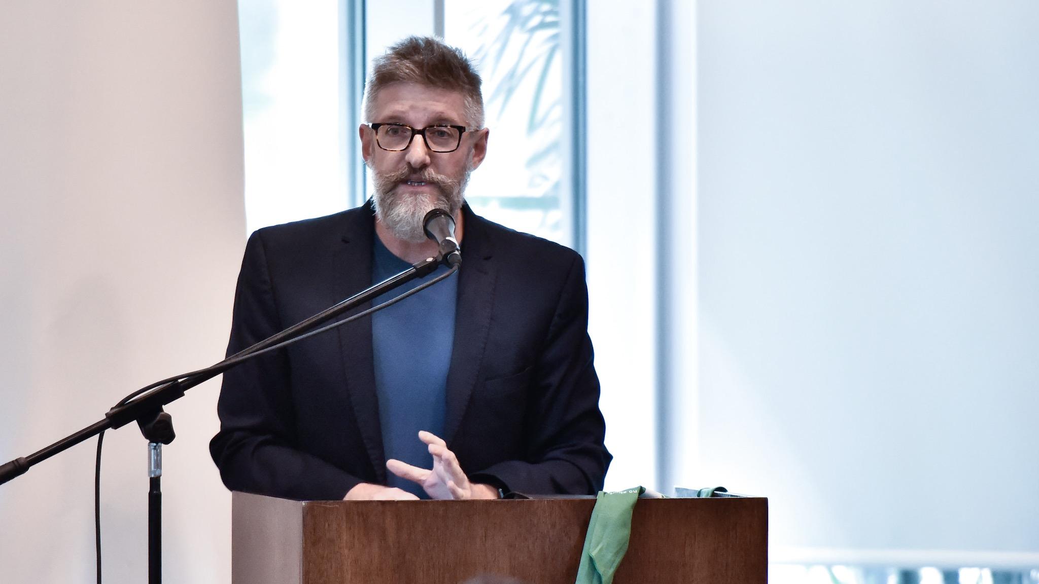 El periodista Luis Novaresio se pronunció a favor de la interrupción voluntaria del embarazo. Tuvo un cruce con la diputada del PRO Carmen Polledo