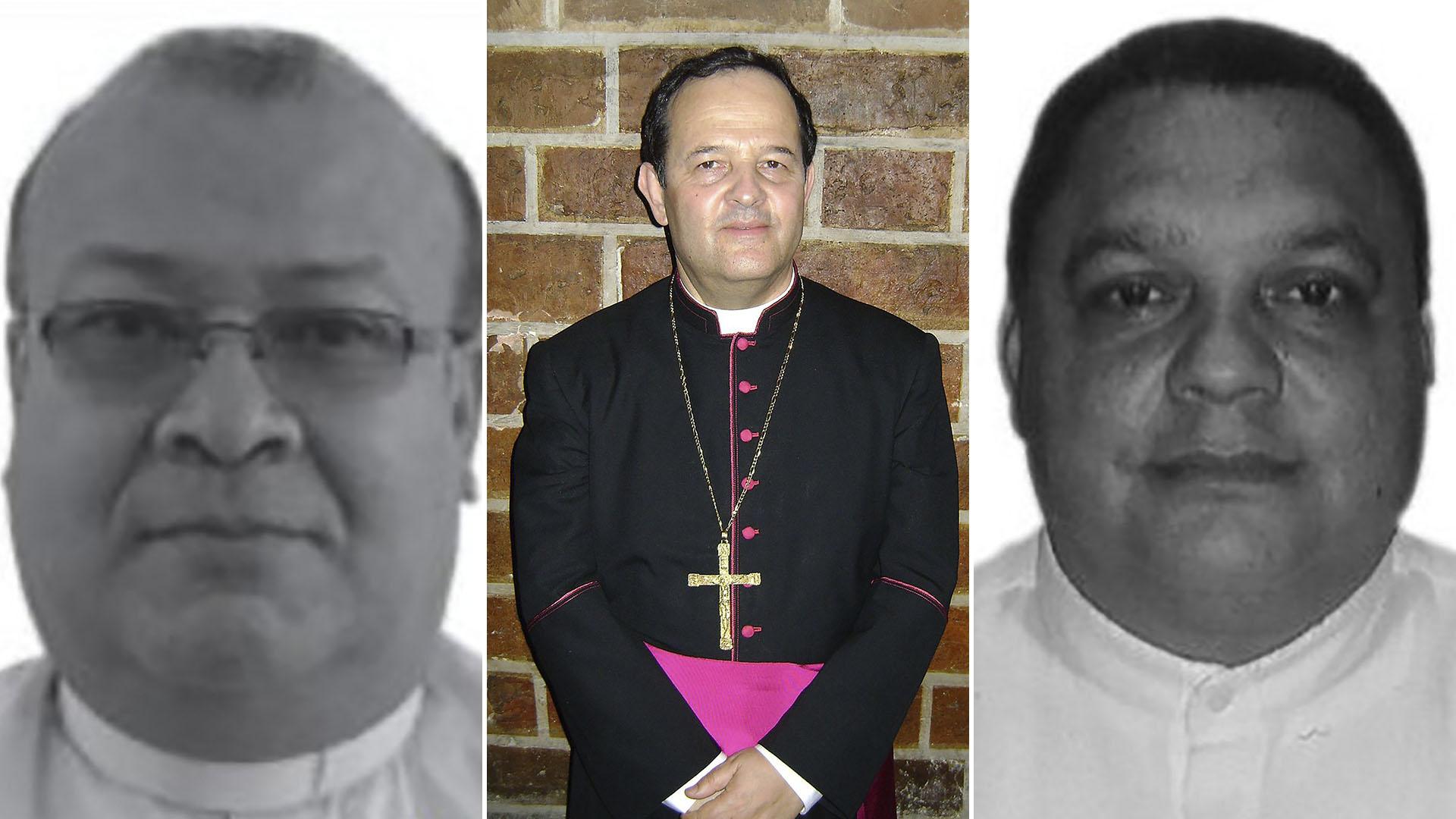 Estos son algunos de los sacerdotes acusados de pederastia (Foto: Archivo)