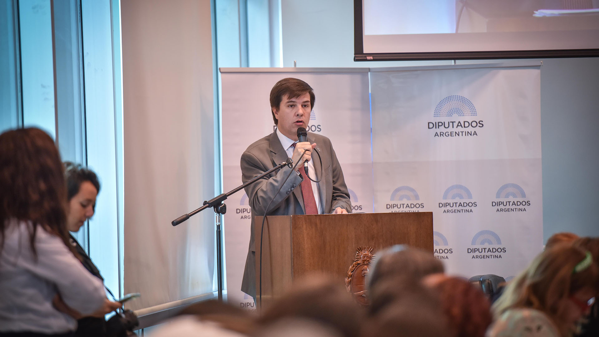 El pediatra Diego Montes de Oca (Guillermo Llamos)