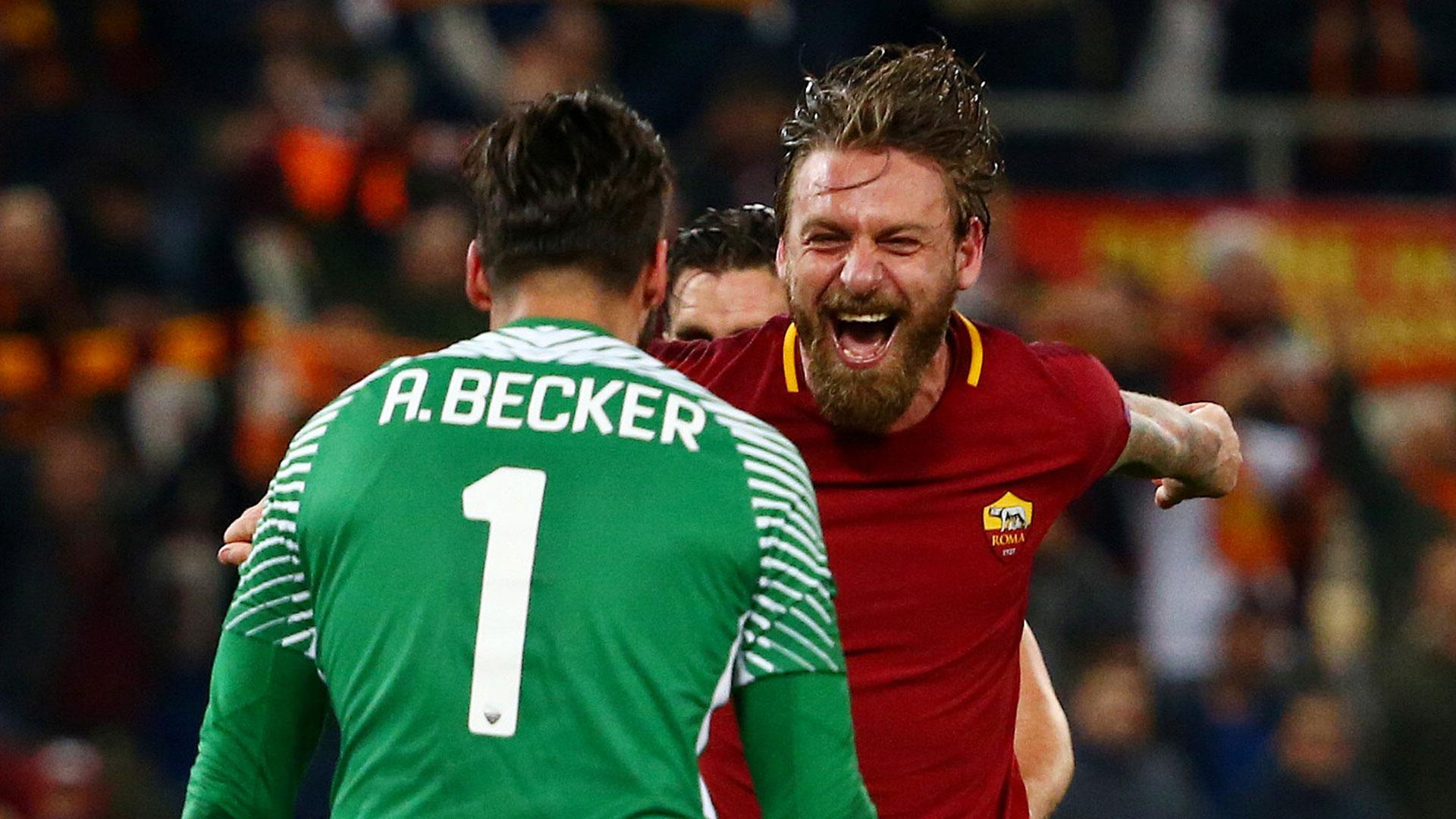 Hist rica eliminaci n del barcelona cay 3 0 ante la roma - Los italianos barcelona ...