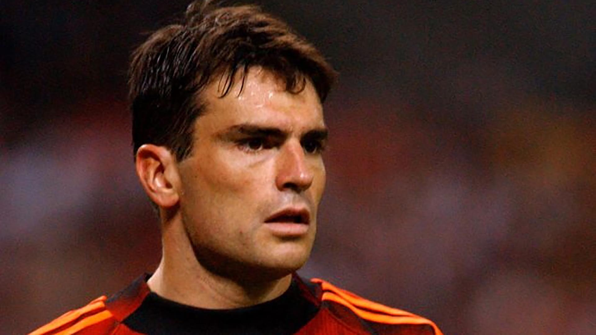 Pablo Cavallero, ex arquero de la selección argentina (Foto: Getty Images)