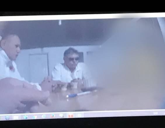 Las fotos del ecnuentro en el que Santrich negociaba el tráfico de cocaína a los EEUU