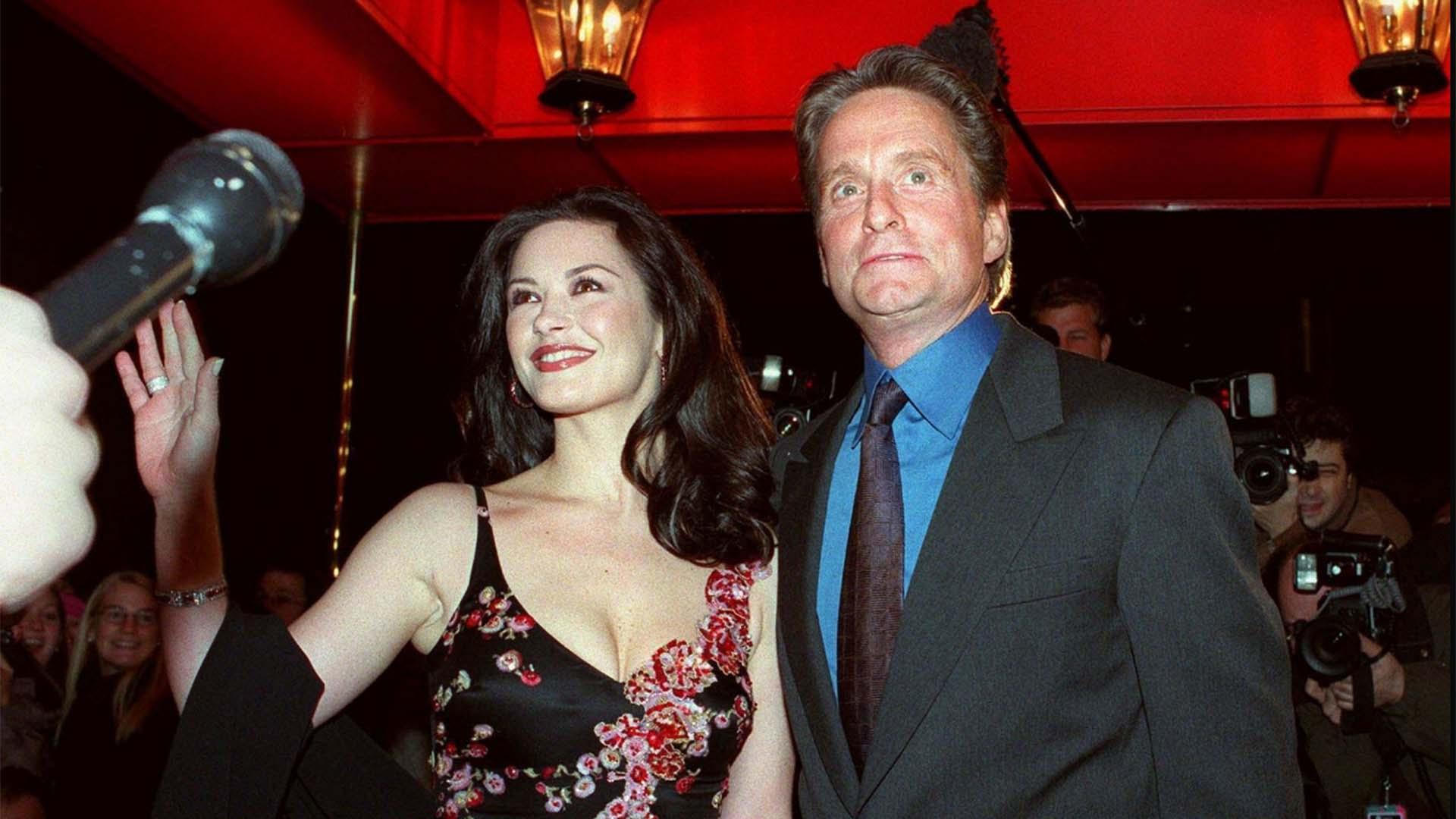 En el año 2000 eran la pareja más glamorosa de Hollywood. Se casaron el el Plaza Hotel, con fiesta de lujo y llegada en limousine (AP Photo/Mitch Jacobson)