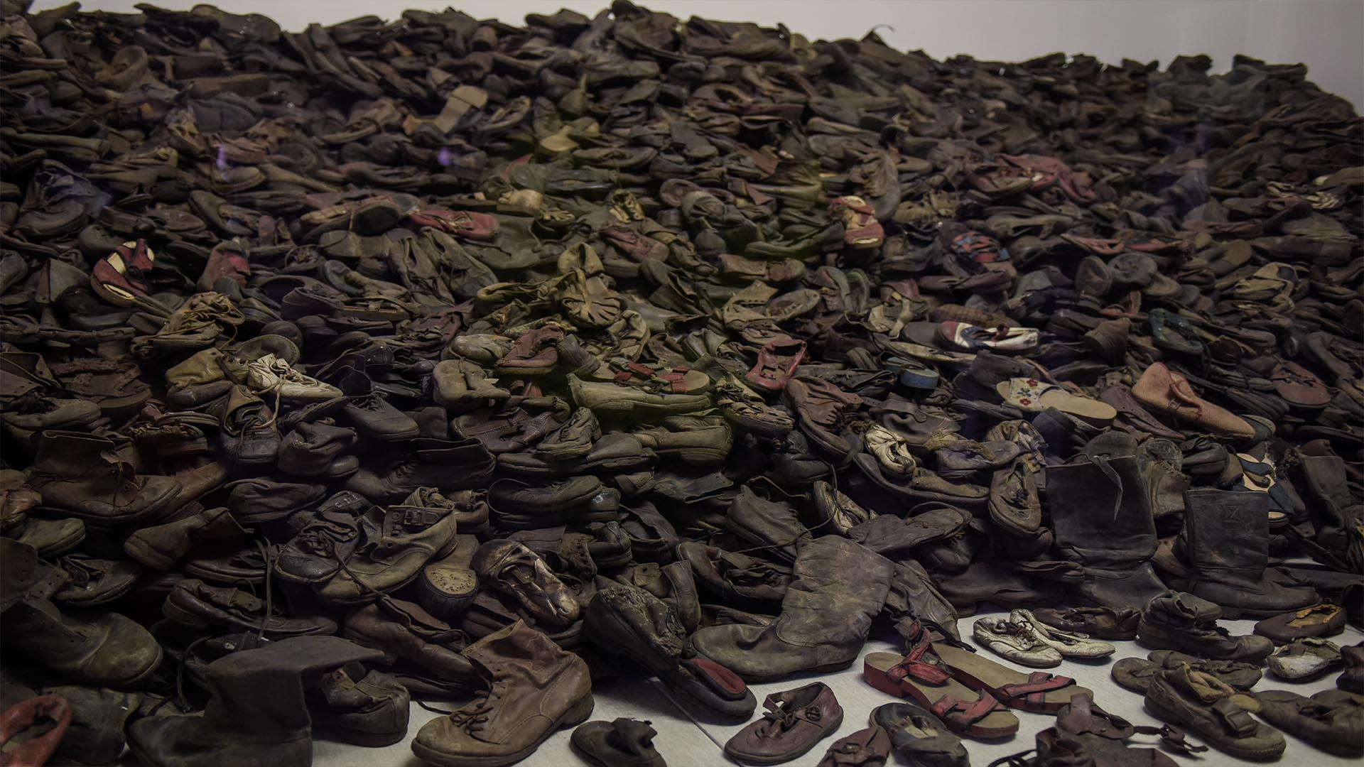 Una imagen que refleja las atrocidades del nazismo