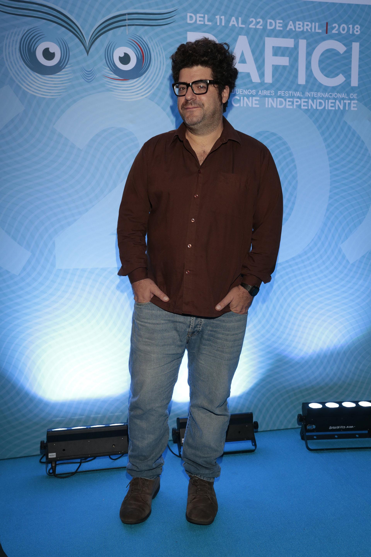 """Rodrigo Moreno, director de """"Una ciudad de provincia"""", """"Un mundo misterioso"""" y """"El Custodio"""", entre otras"""