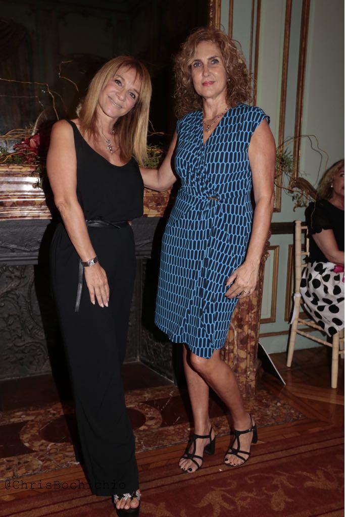 María Isabel Sánchez y Susana Milano