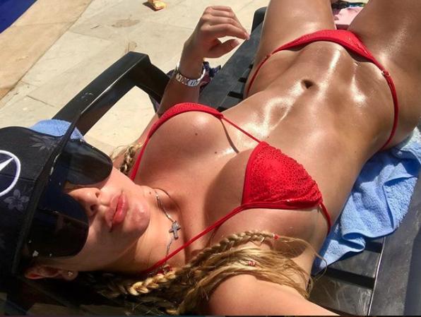 Karolina Ramírez es una modelo nacida en Medellin Colombia (Foto: Instagram: Karolina Ramírez)