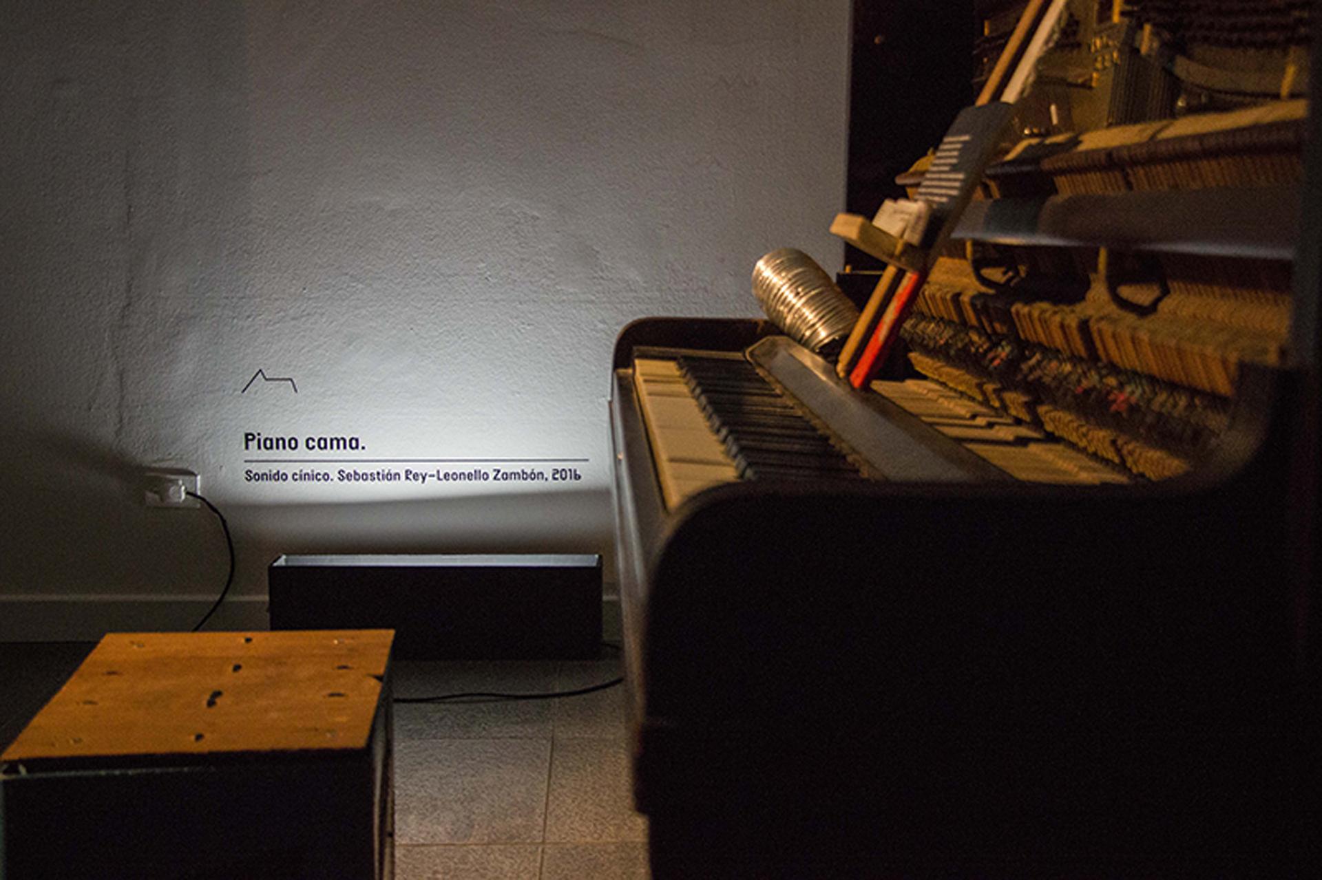 CASo. Centro de Arte Sonoro de la CNB Contemporánea