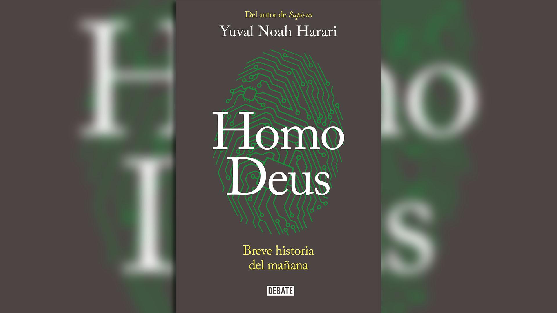 """Yuval Noah Harari, el historiador israelí escribió dos best seller de fama mundial: """"Homo Sapiens"""" y """"Homo Deus"""". Este último es un libro transhumanista que lo convirtió en el pensador de cabecera del Mark Zuckerberg."""
