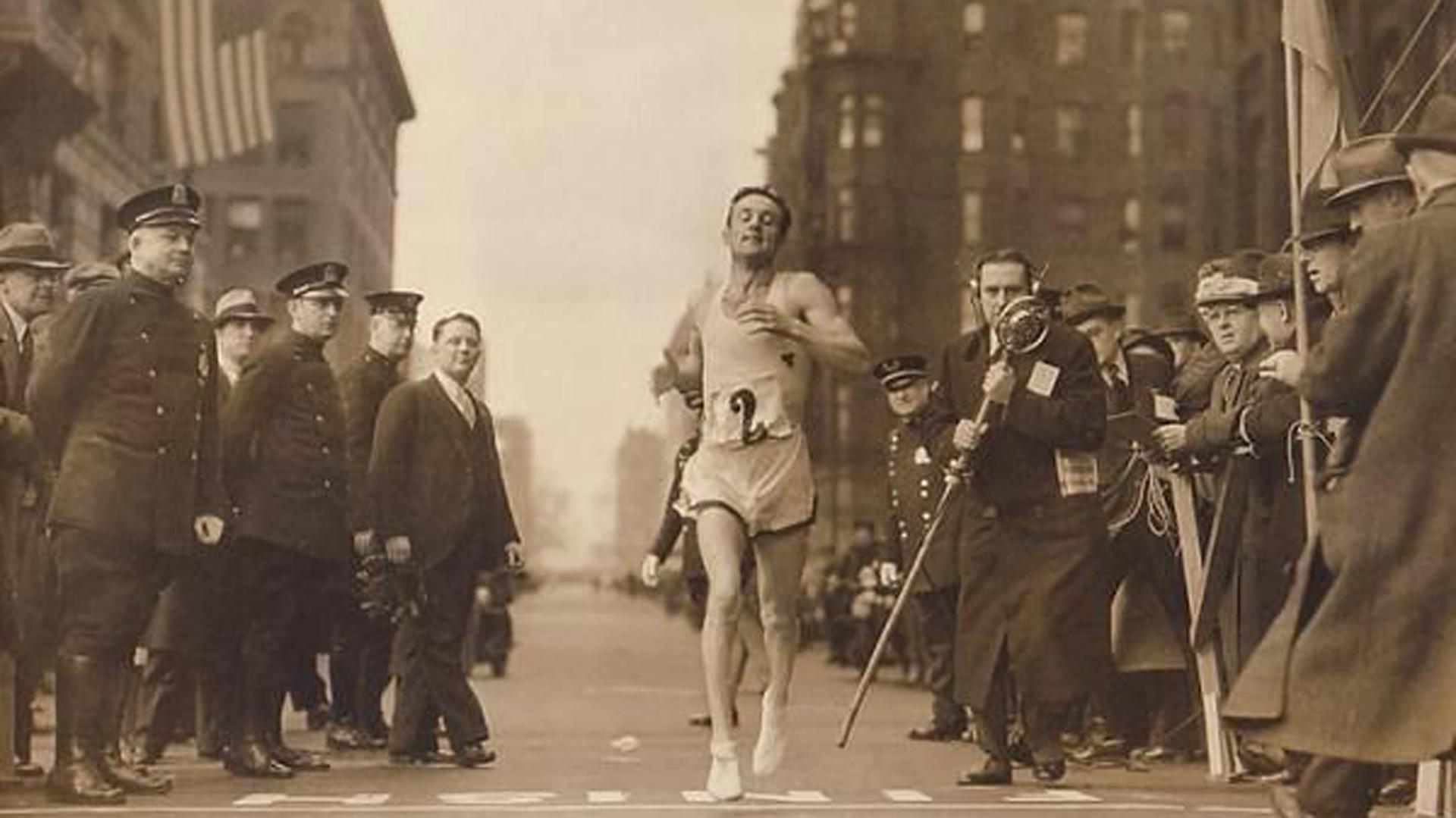En la primera edición hubo apenas 15 corredores