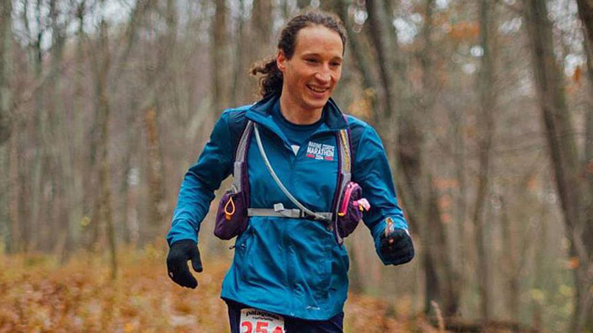 Grace Fisher ya participó en Boston, en la categoría masculina