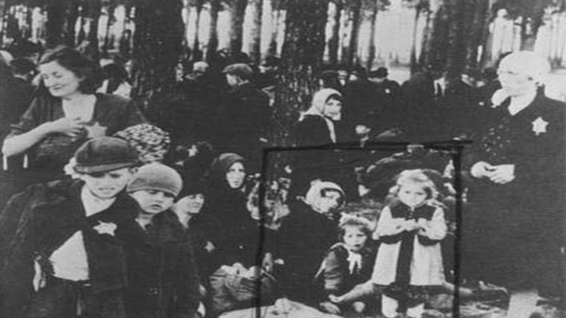 Fueron llevados al bosque para ser fusilados (Foto: Archivo Walter Von Reichenau)
