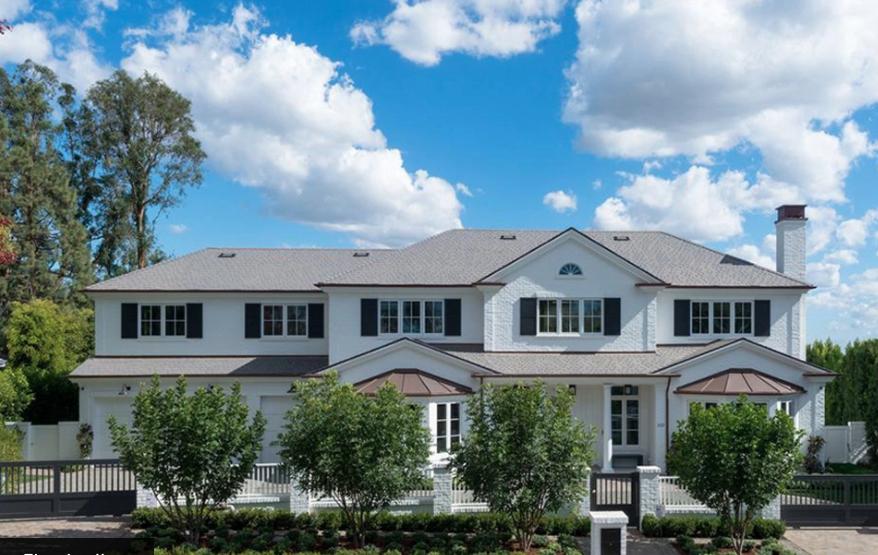 Ben Affleck compró una mansión en el barrio de Pacific Palisades, California