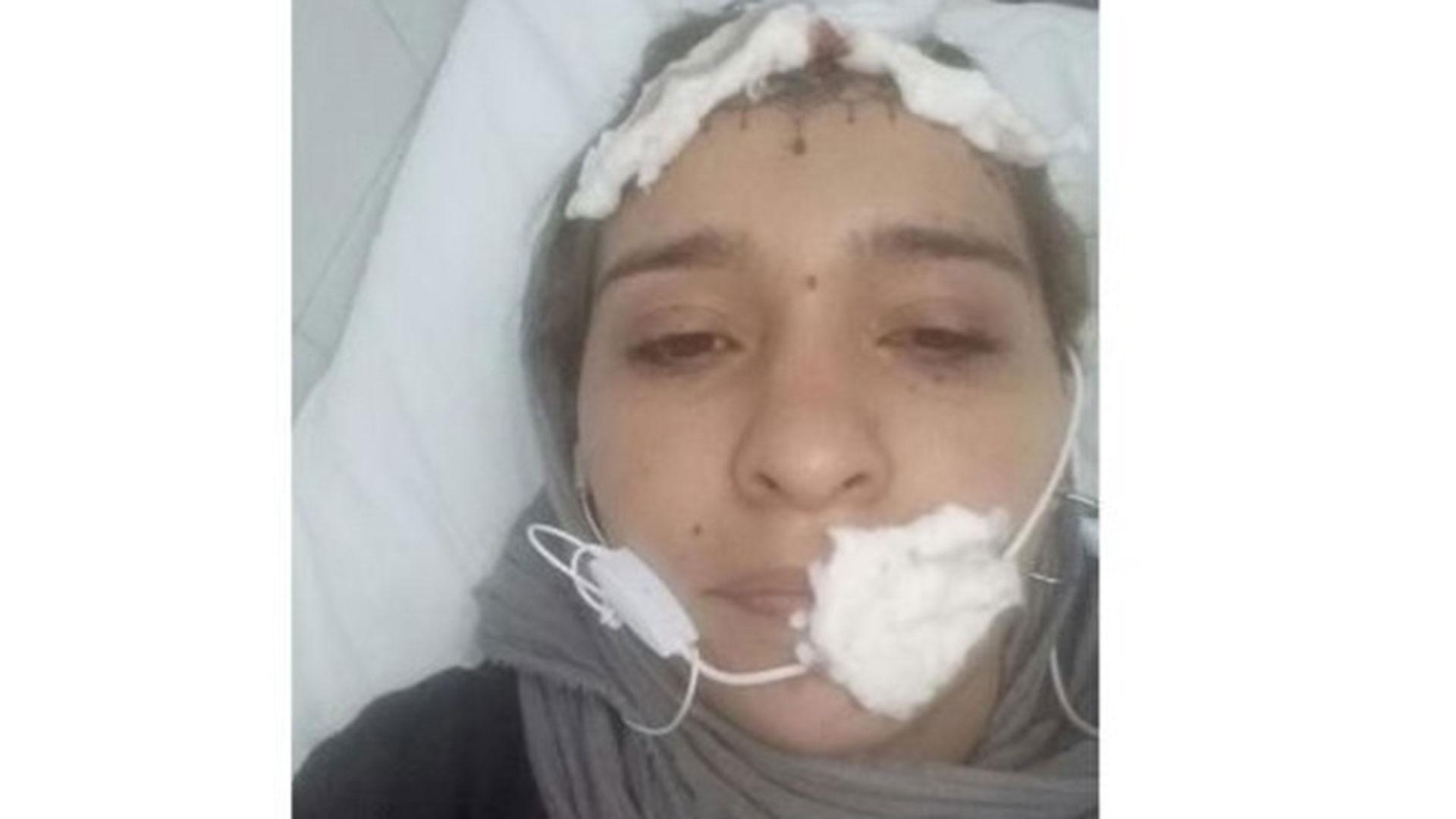 La testigo está internada en el hospital San Bernardo de Salta
