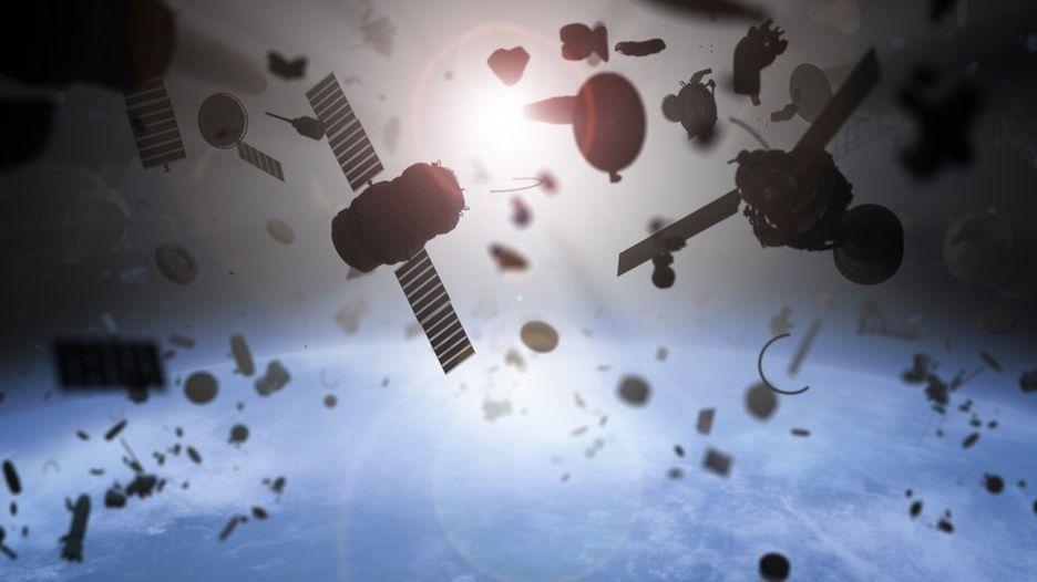 Hay unos 5.600 satélites artificiales que giran alrededor de nuestro planeta, pero solamente unos 800 permanecen activos.