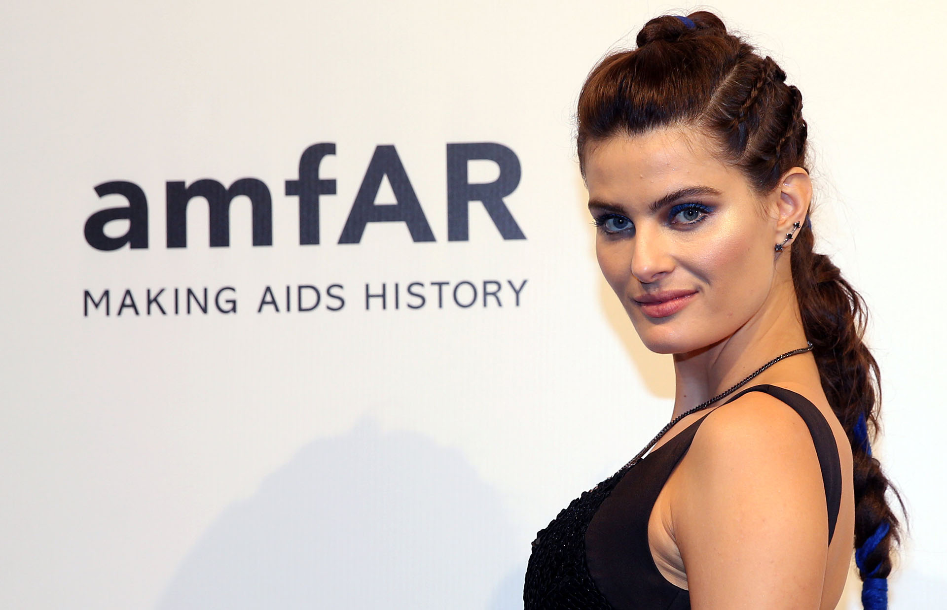 La modelo Isabeli Fontana /// Fotos: Reuters