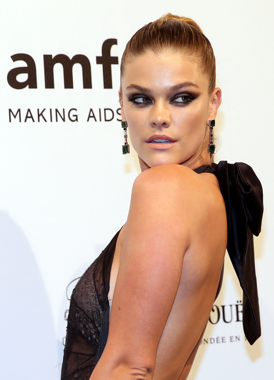 La belleza de la modelo danesa, Nina Agdal