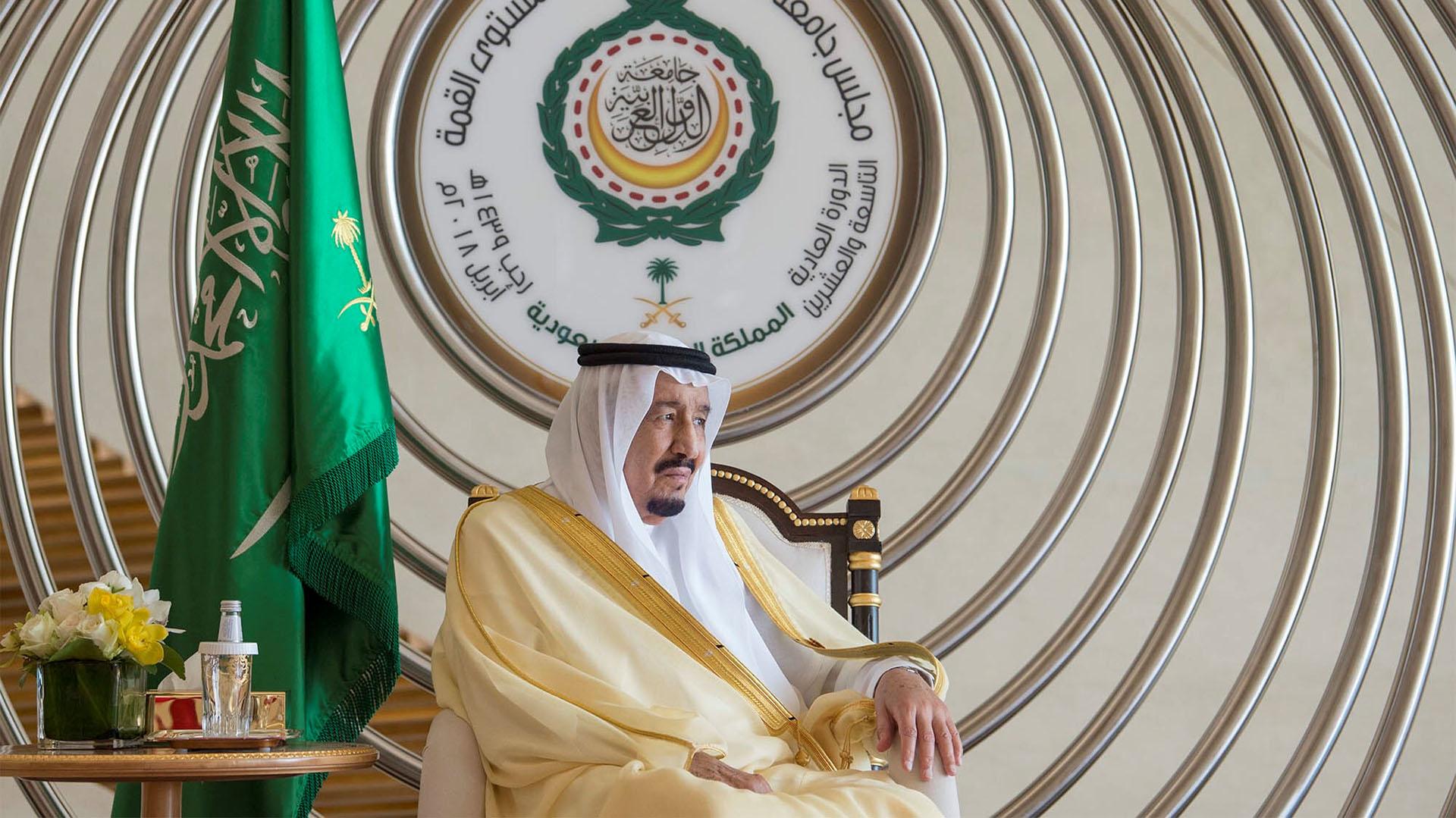 El rey de Arabia Saudita Salman bin Abdelaziz (Reuters)