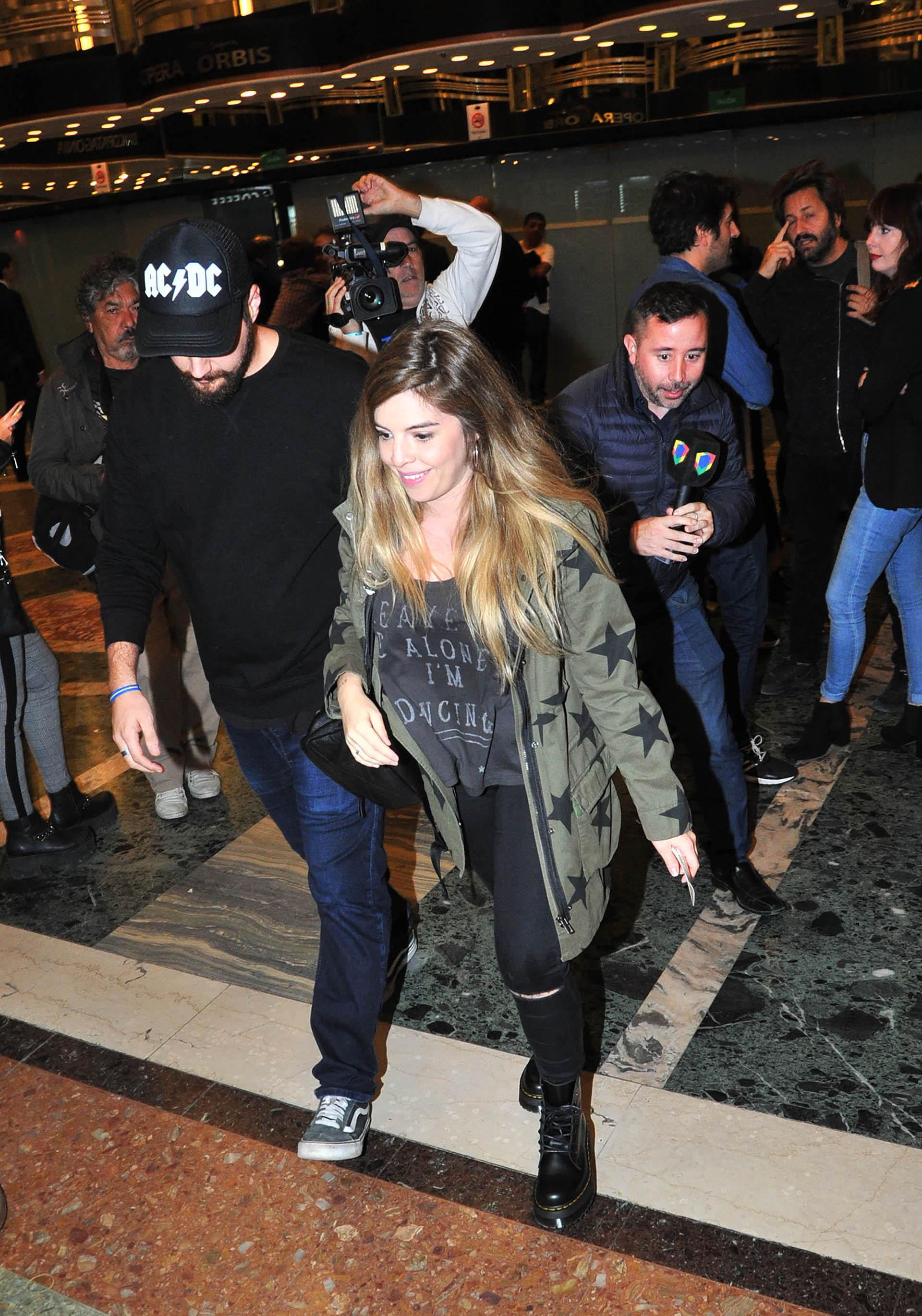 """La hija del """"Diez"""" y Caldarelli celebraron su boda el pasado 31 de marzo"""