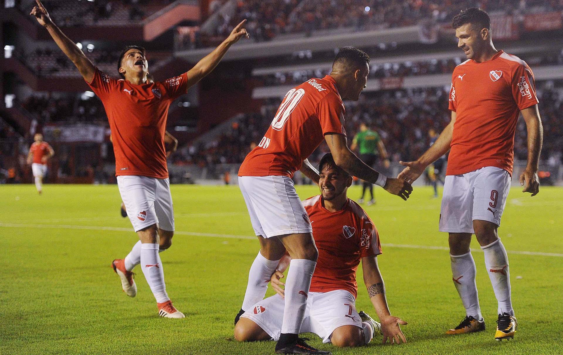 Independiente visita a Unión, por la última fecha de la Superliga (Télam)