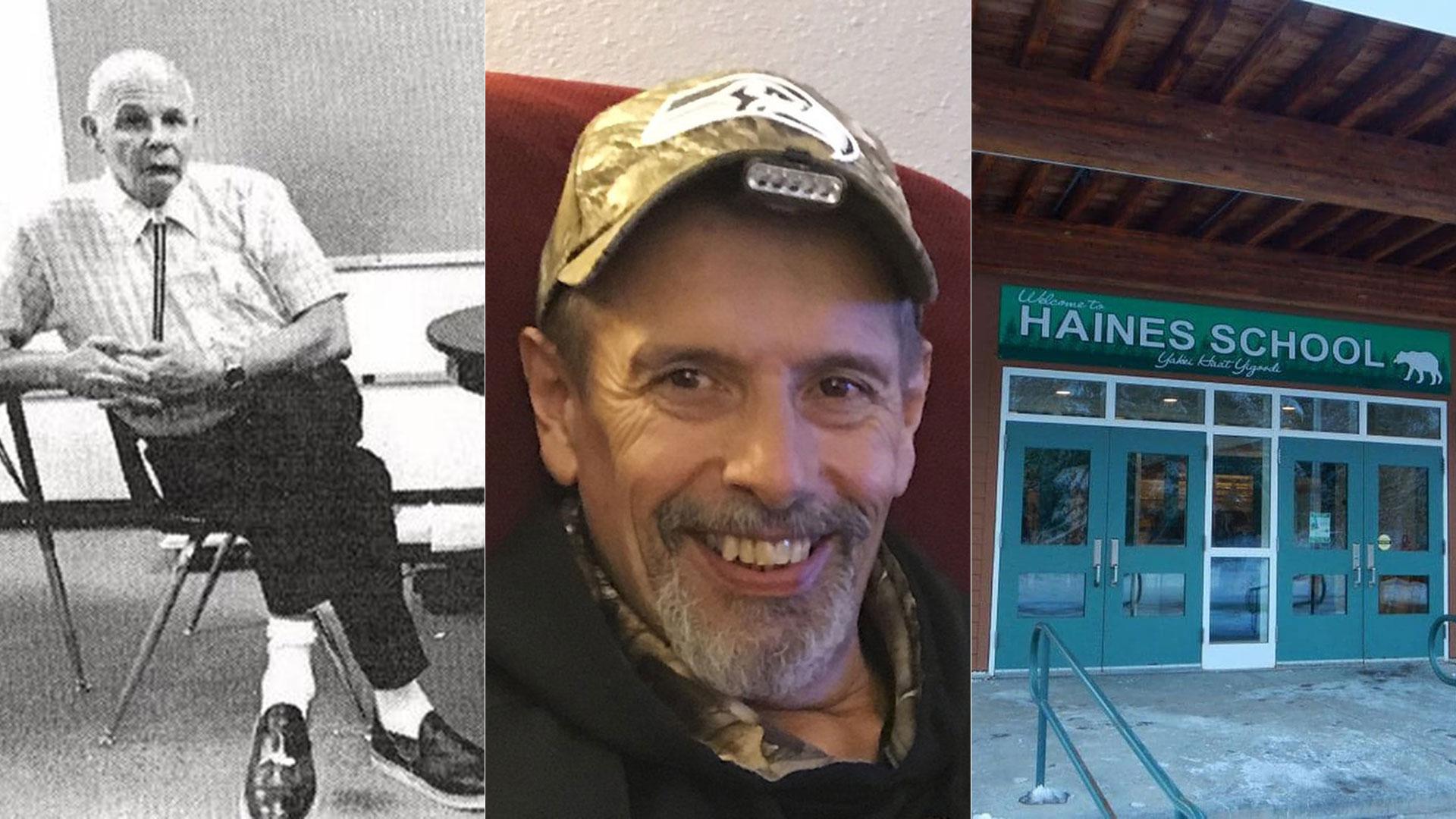 Karl Ward, Rick Martin y Haines High School, la institución donde se cometían los abusos infantiles en Alaska