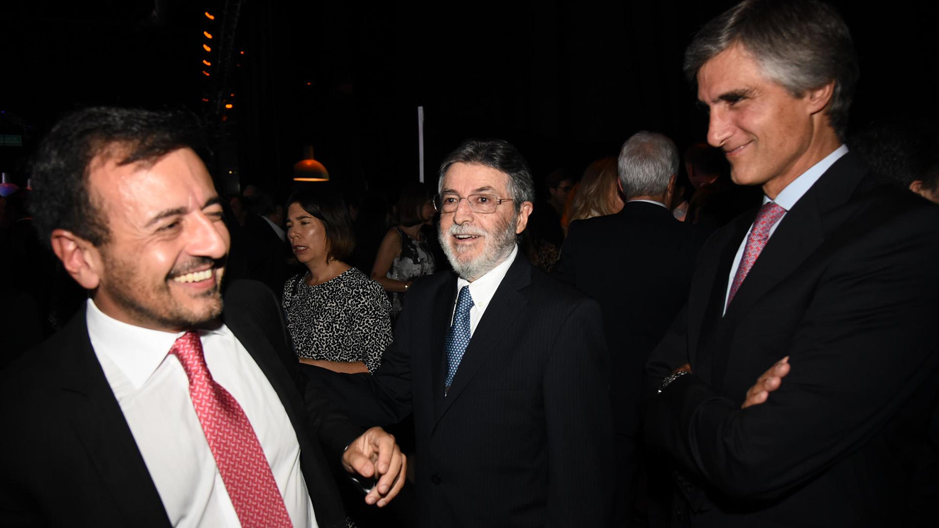 Mario Quintana y Alberto Abad