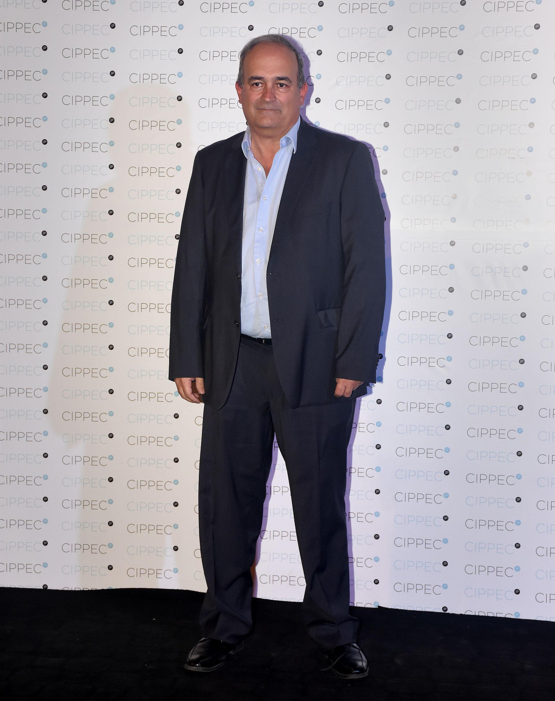 El ministro de Ambiente y Espacio Público porteño, Eduardo Macchiavelli