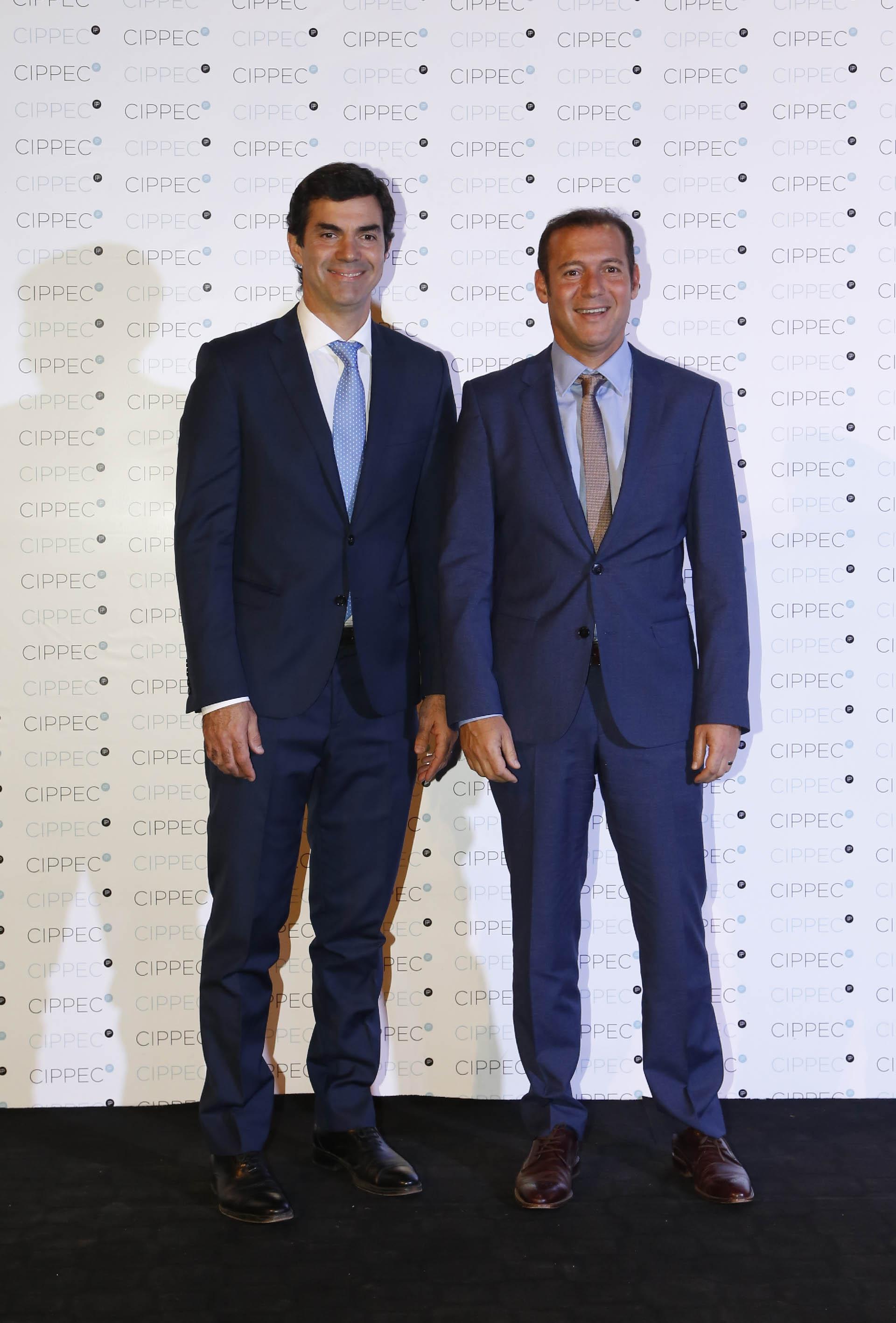 Juan Manuel Urtubey y el gobernador de Neuquén, Omar Gutiérrez
