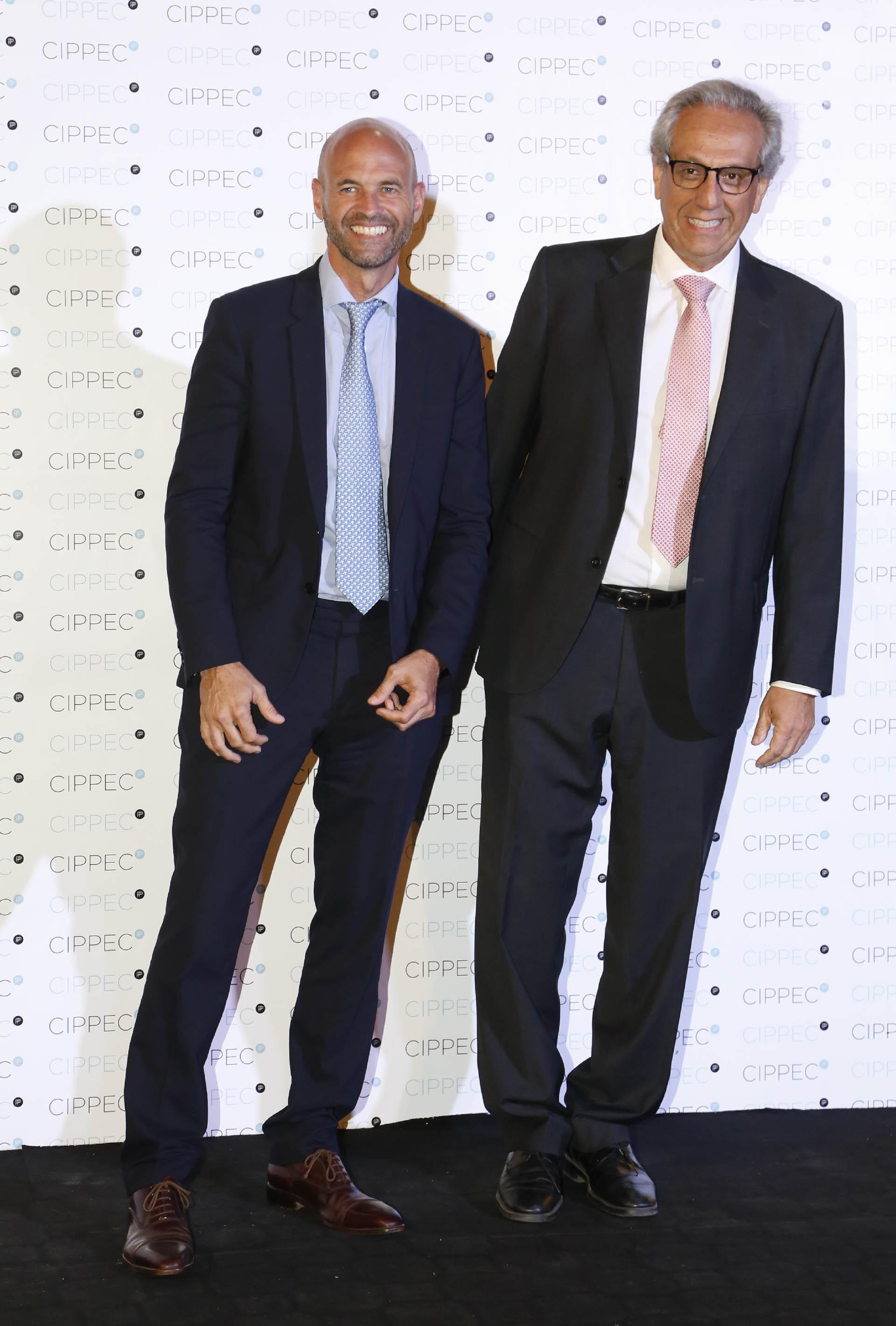 El ministro de Transporte, Guillermo Dietrich, y el diputado Facundo Suárez Lastra