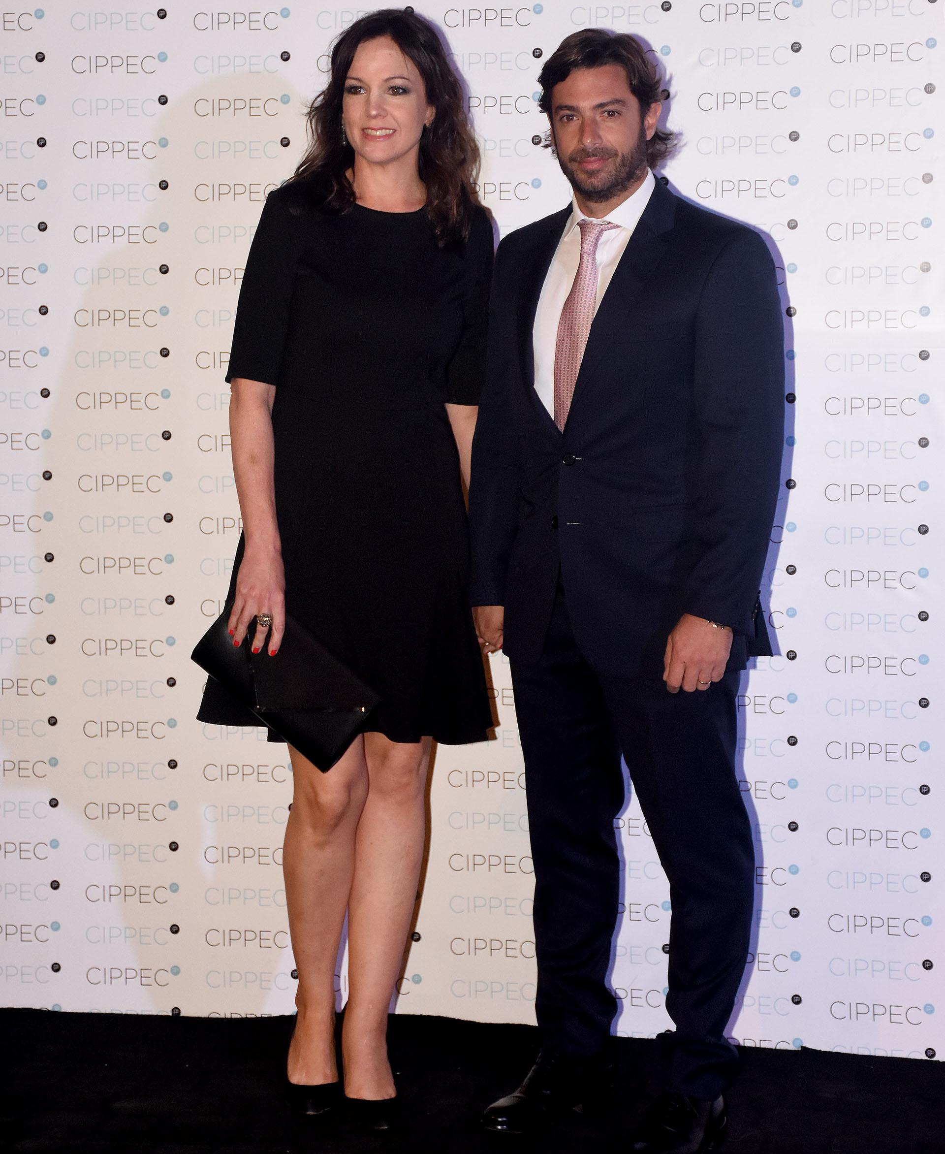 Carolina Stanley, ministra de Desarrollo Social, y Federico Salvai, jefe de Gabinete de la provincia de Buenos Aires