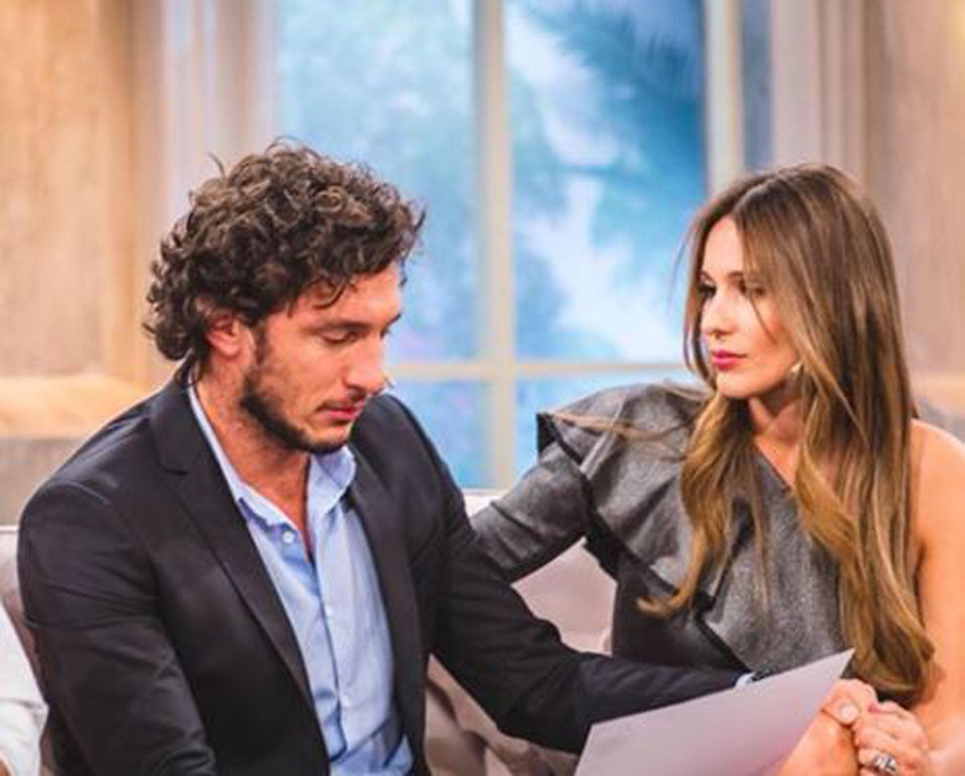 Pico Mónaco se sometió a una extensa entrevista con su pareja