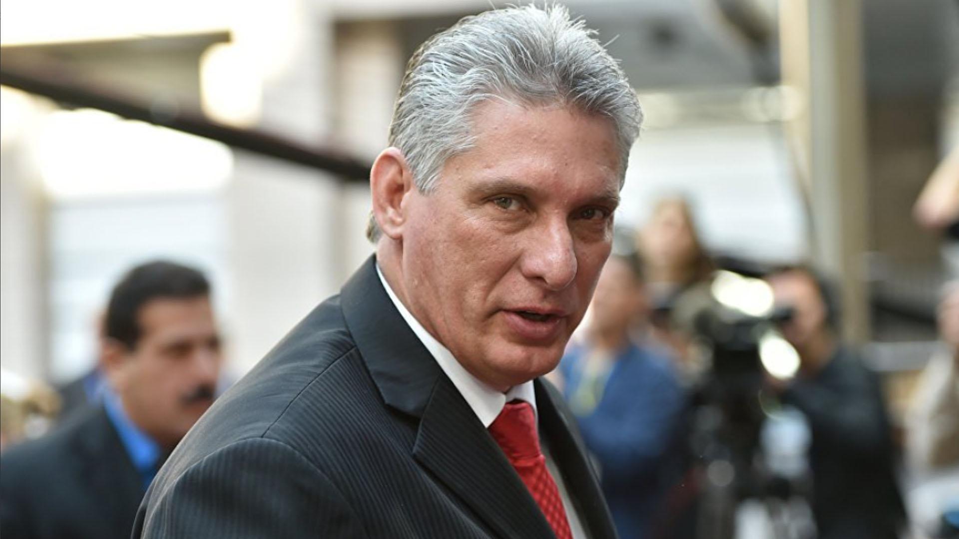 Resultado de imagen para Miguel Díaz-Canel,