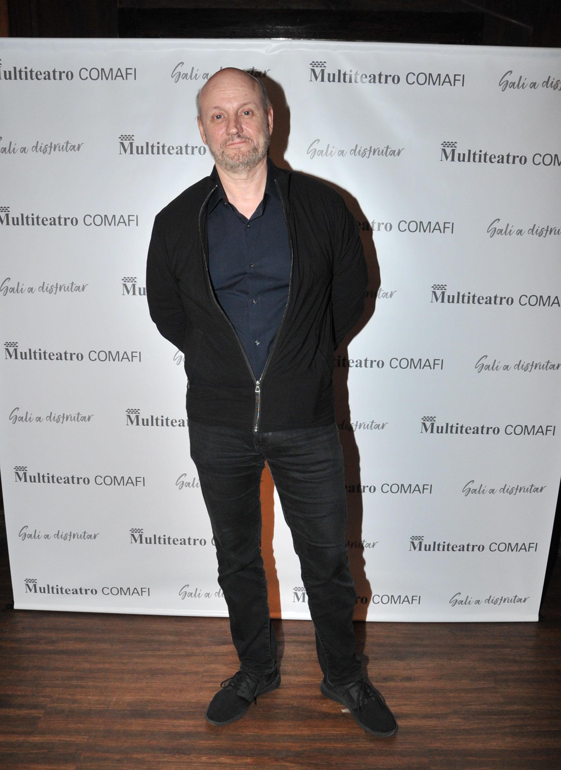 El director y productor Juan José Campanella