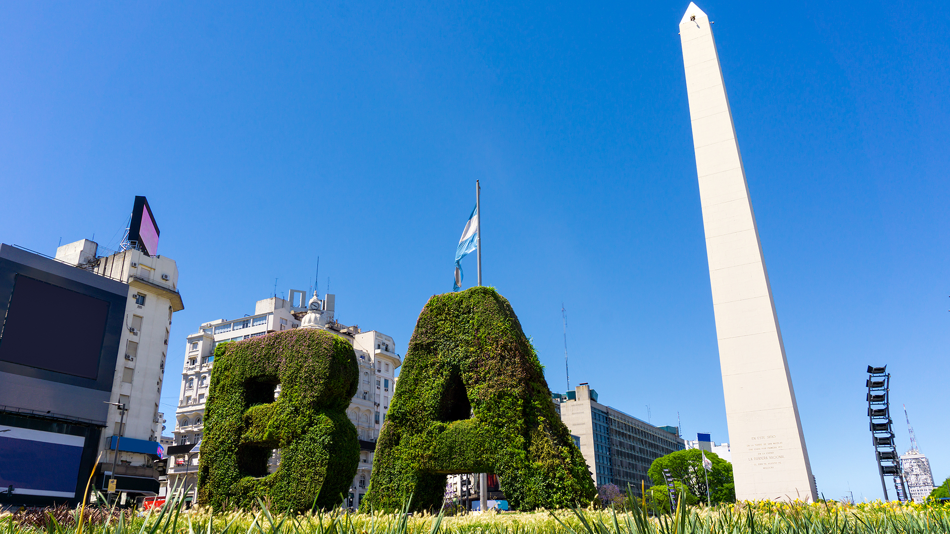 El obelisco, será un monumento histórico nacional (Getty Images)