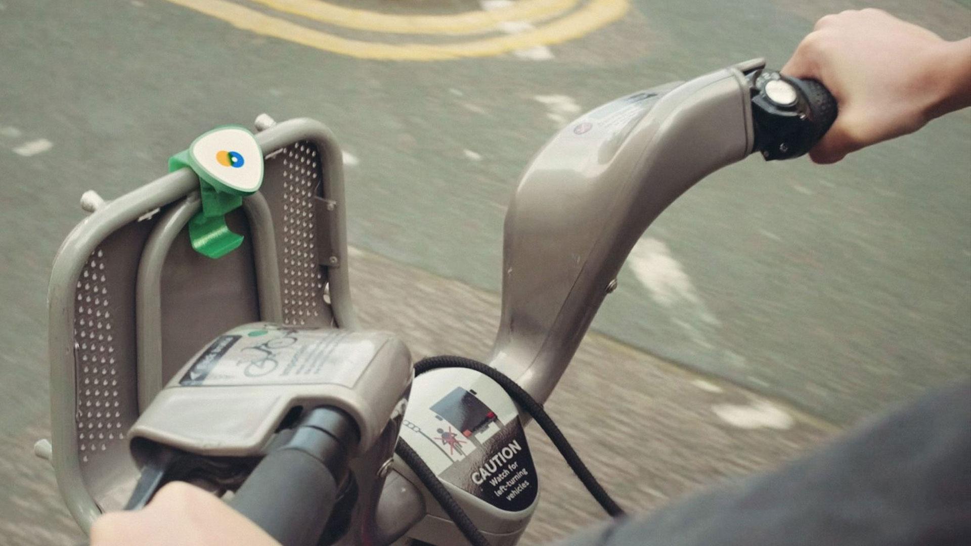 Las bicicletas citadinas cuentan cada vez con más tecnología y softwares específicos