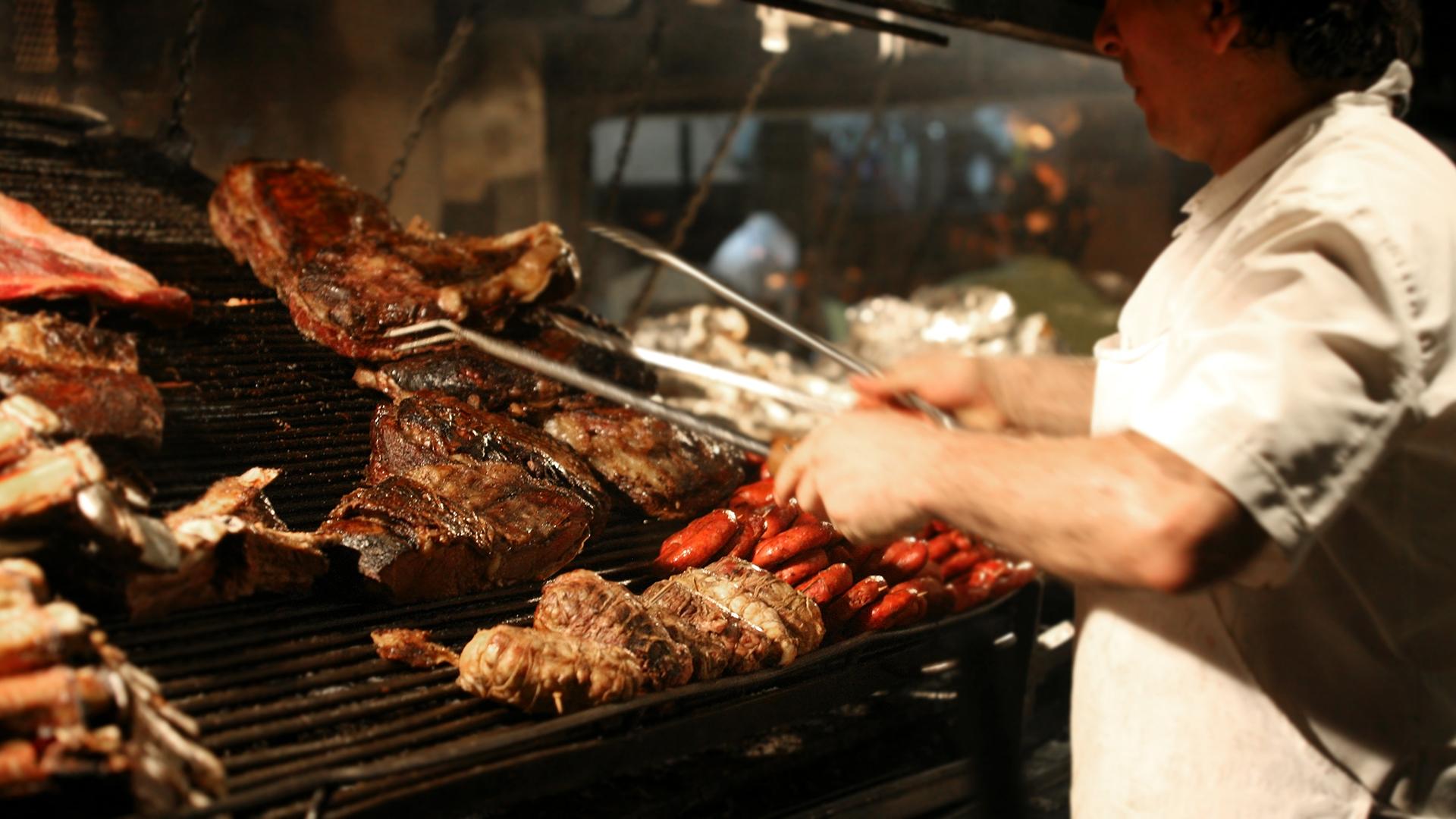 """""""Aunque el parrillero sea el mejor del mundo, si la carne no es buena no va a conseguir la calidad"""" (Getty Images)"""