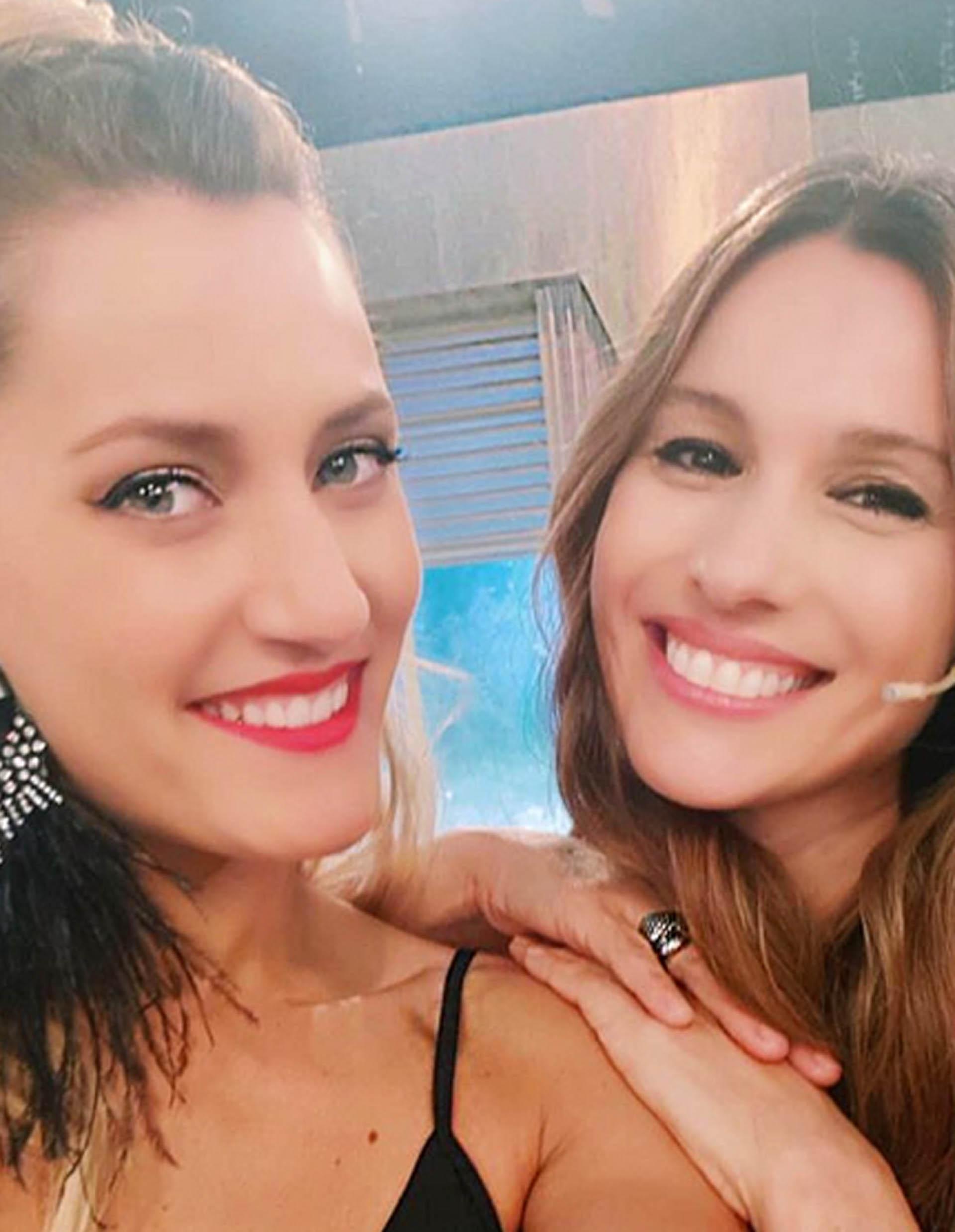 """Mica Viciconte fue invitada al programa """"Pampita Online"""" para hablar de su romance con Fabián Cubero. Nicole Neumann se enojó porque expusieron a sus tres hijas en el ciclo de Telefe"""